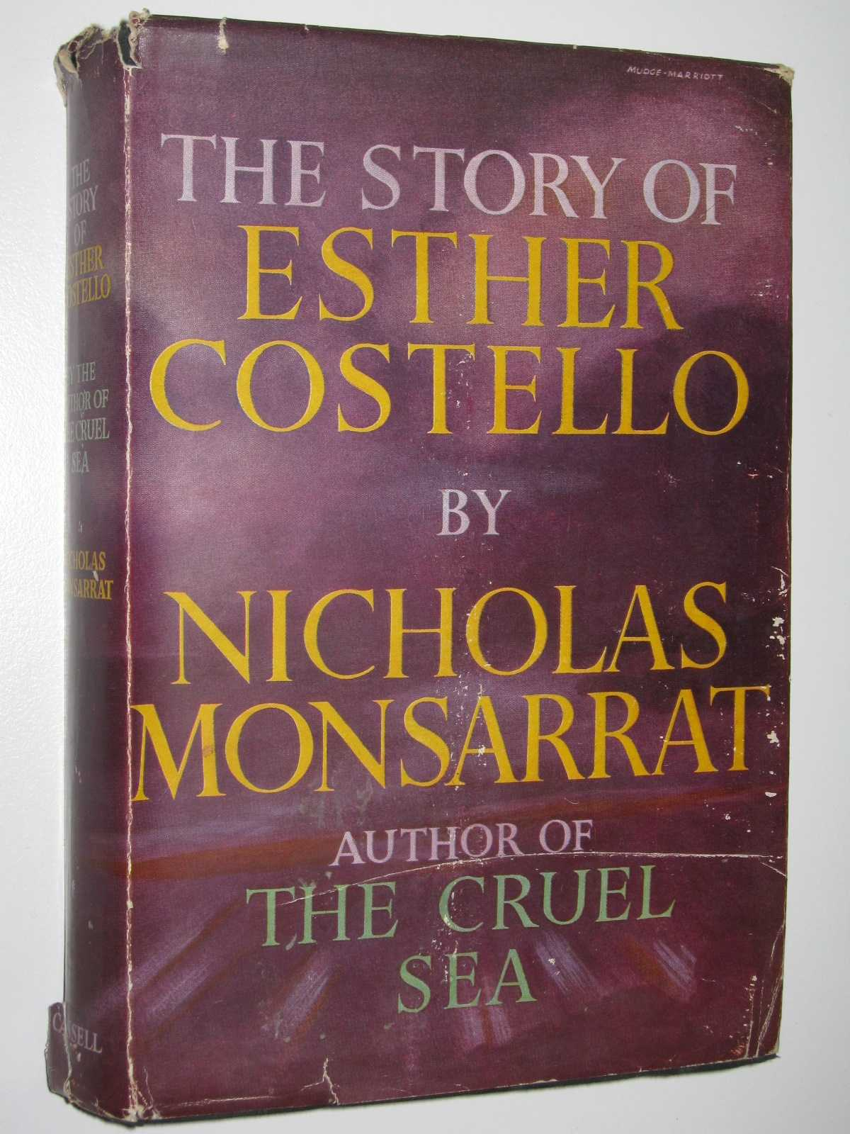 Image for The Story of Esther Costello