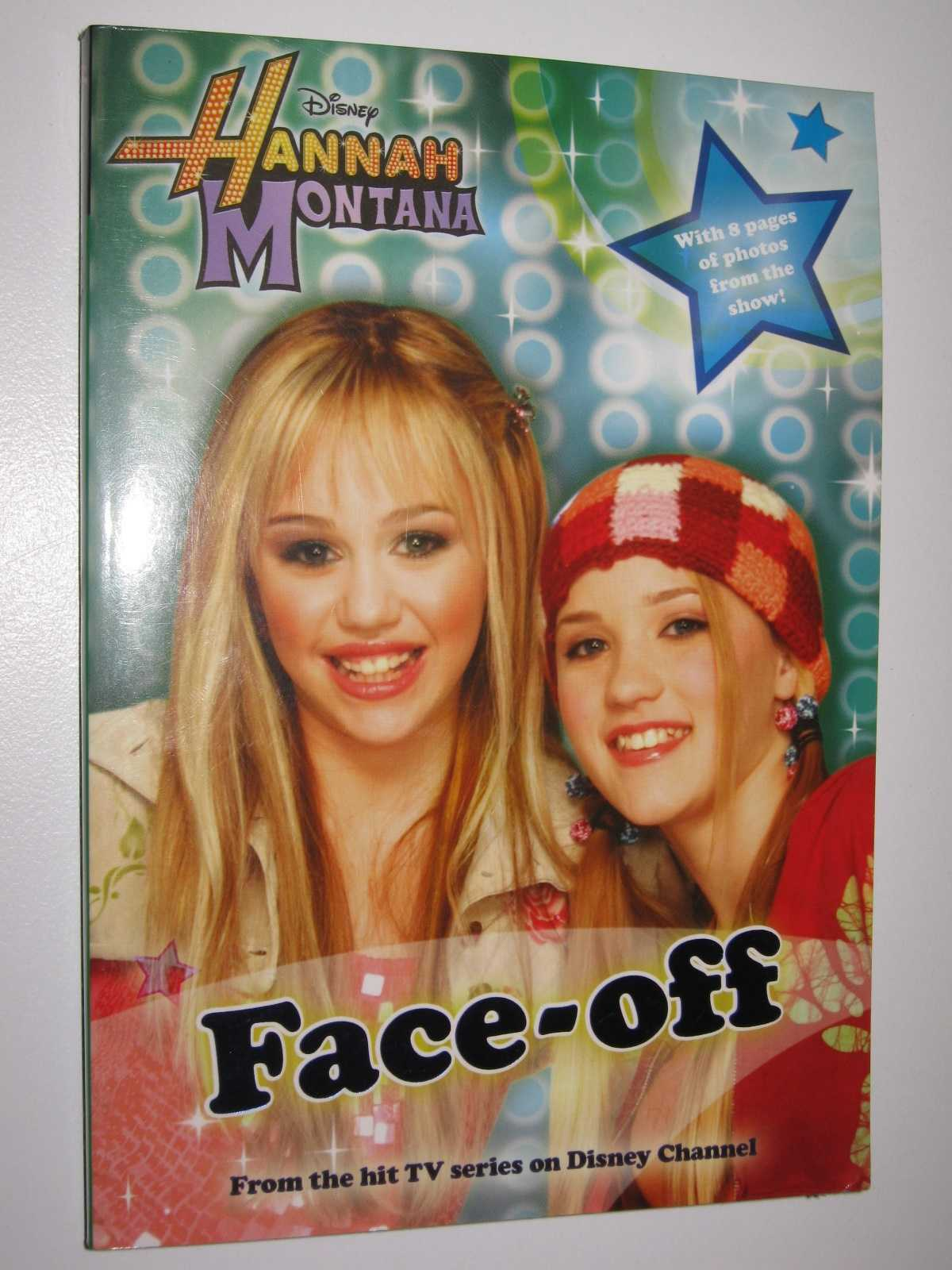 Image for Face-Off - Hannah Montana Series