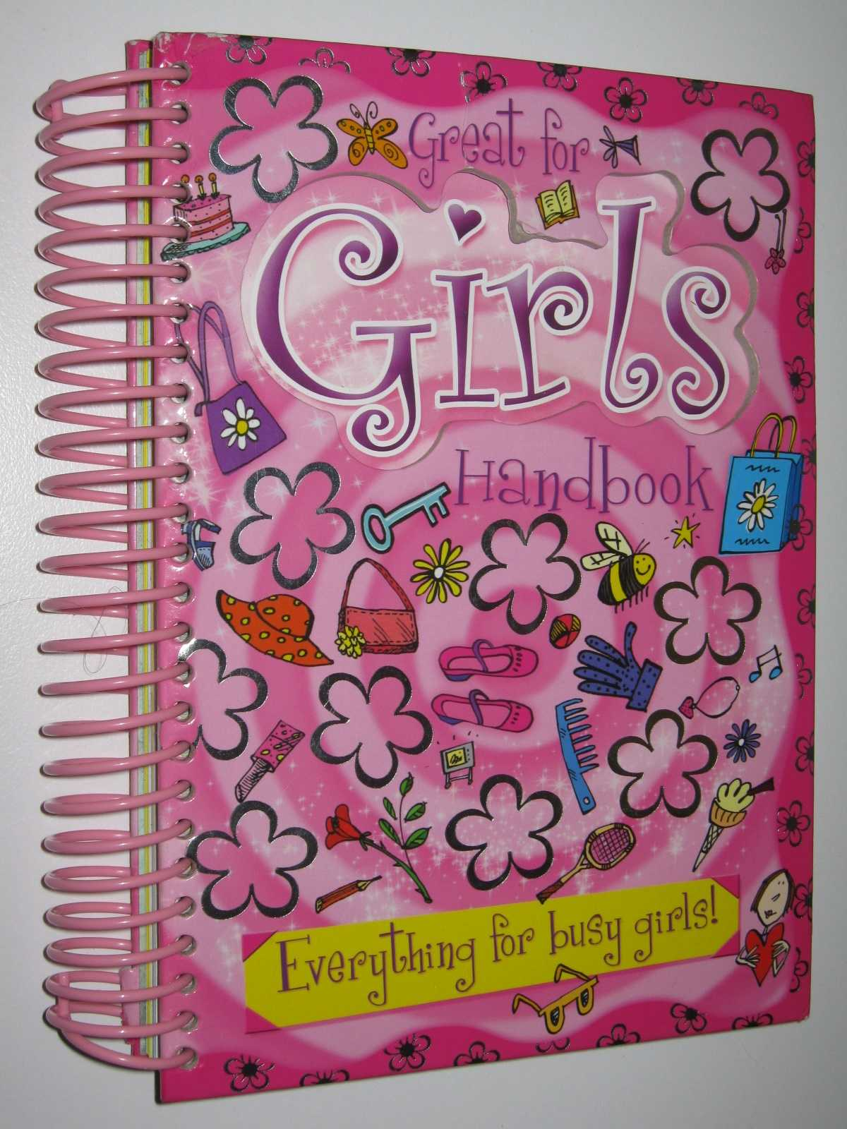 Image for Great for Girls Handbook - Everything for Busy Girls Series