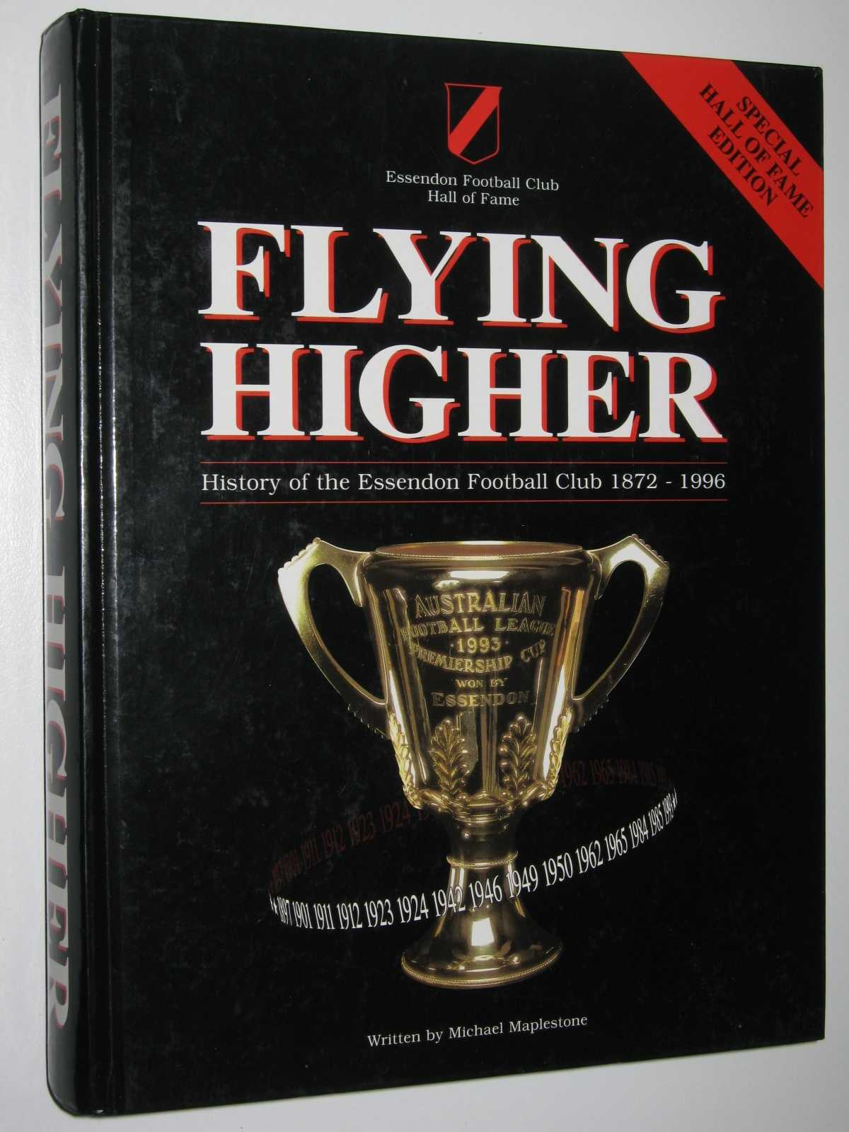 Image for Flying Higher : History of the Essendon Football Club 1872-1994