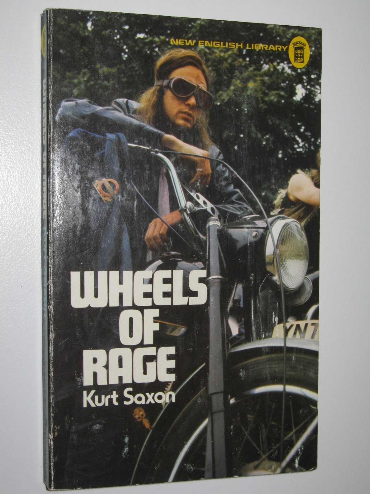 Image for Wheels of Rage