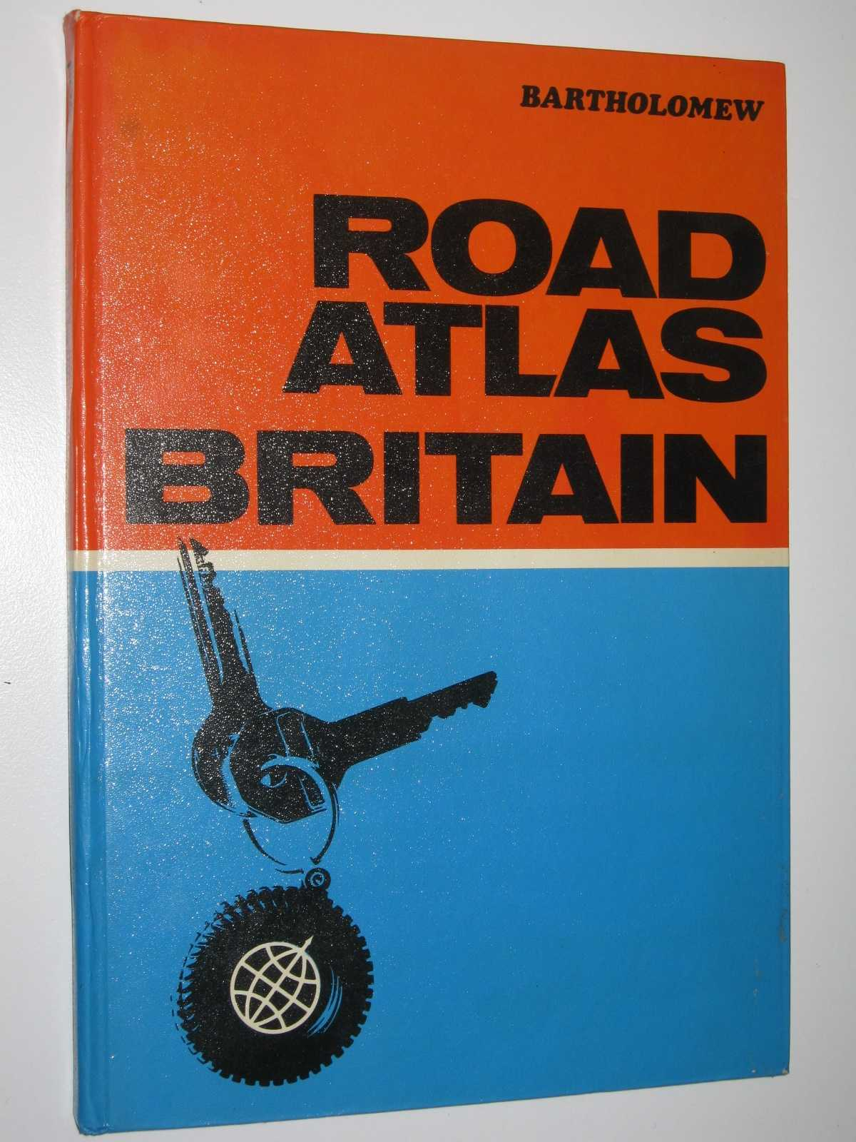 Image for Road Atlas Britain