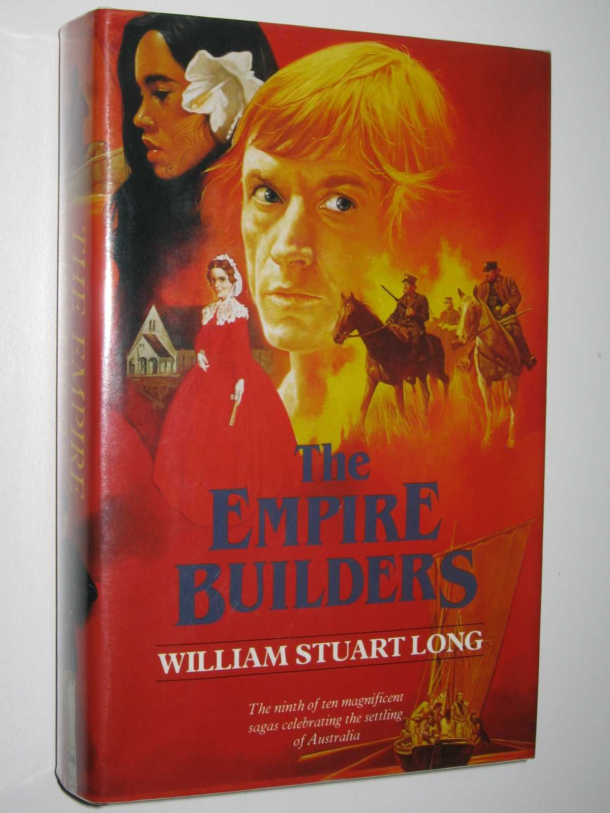 Image for The Empire Builders - The Australians Series #9