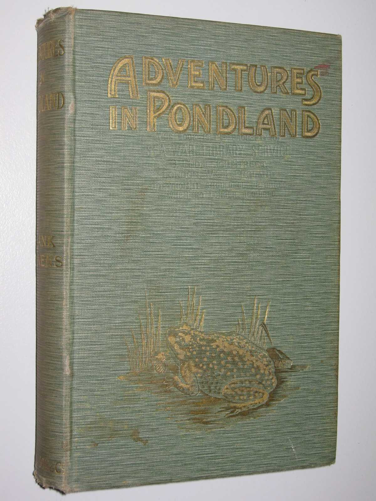Image for Adventures in Pondland