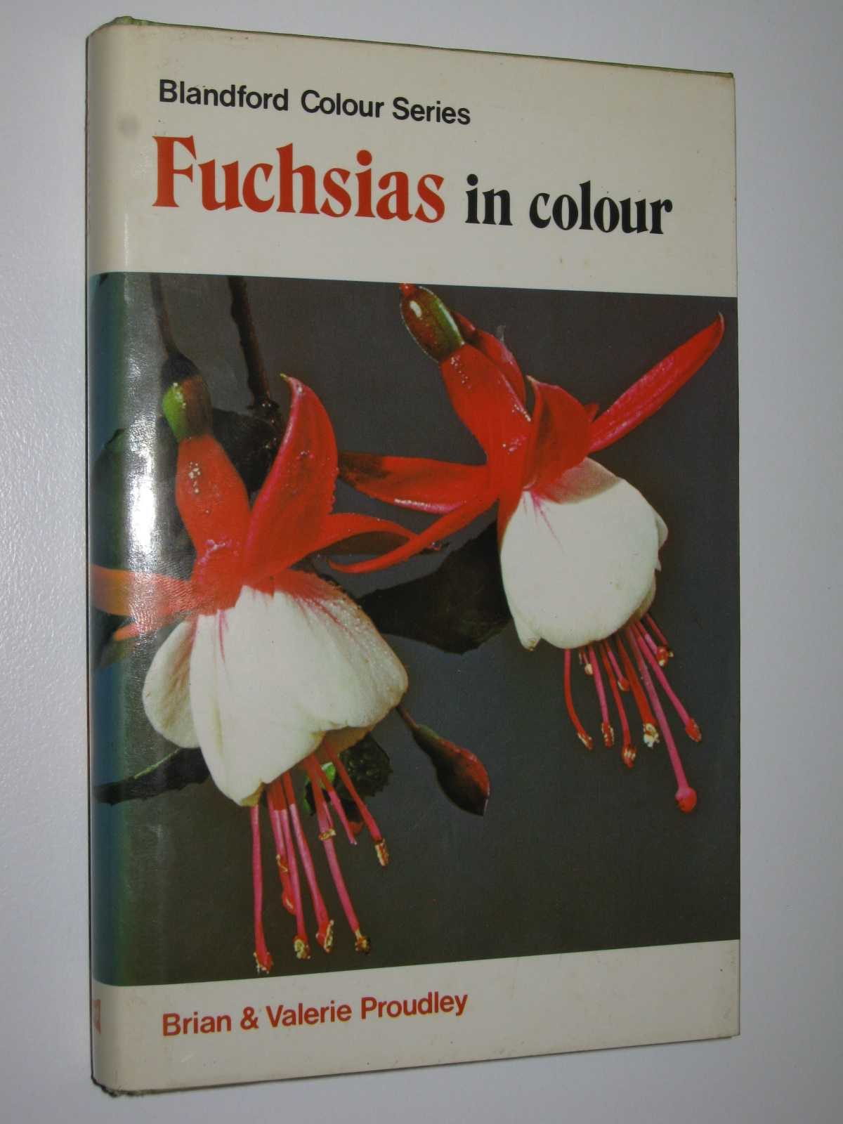 Image for Fuchsias in Colour - Blandford Colour Series