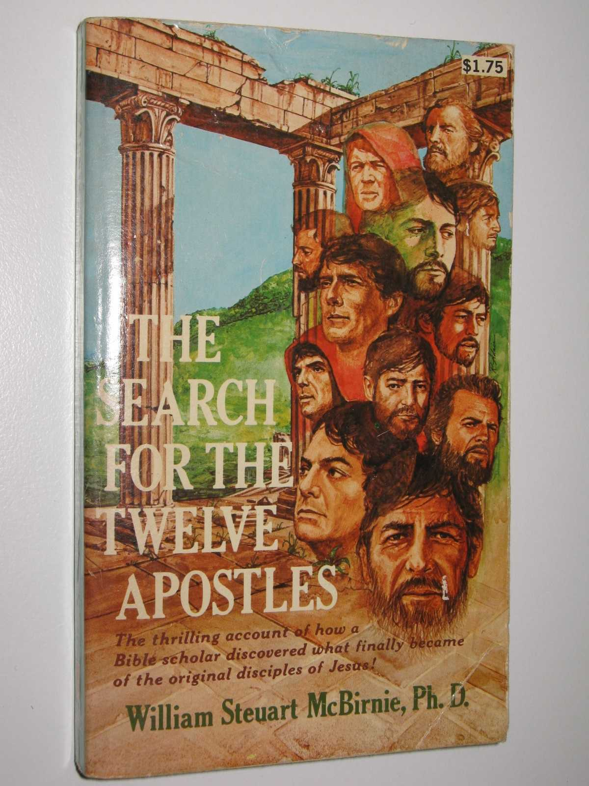 Image for The Search for the Twelve Apostles