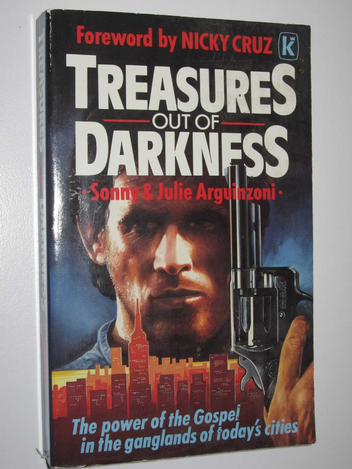 Image for Treasures Out Of Darkness