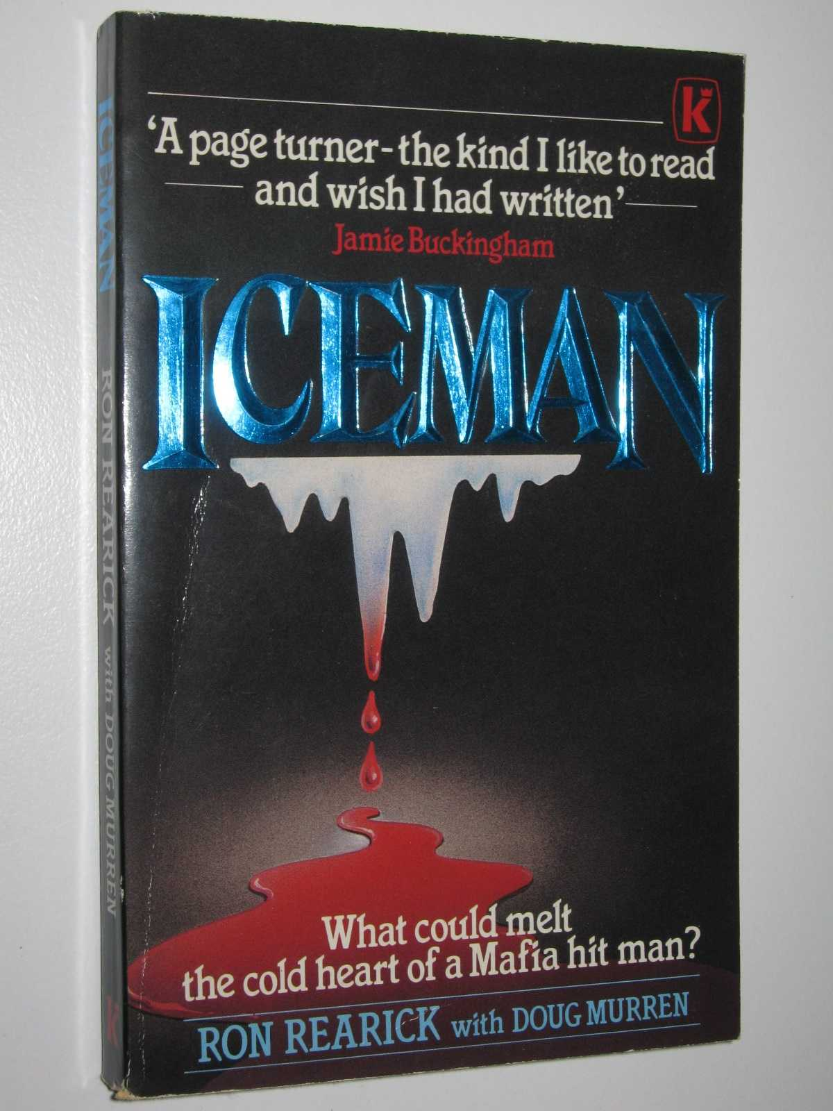 Image for Iceman : What Could Melt the Heart of a Mafia Hit Man?