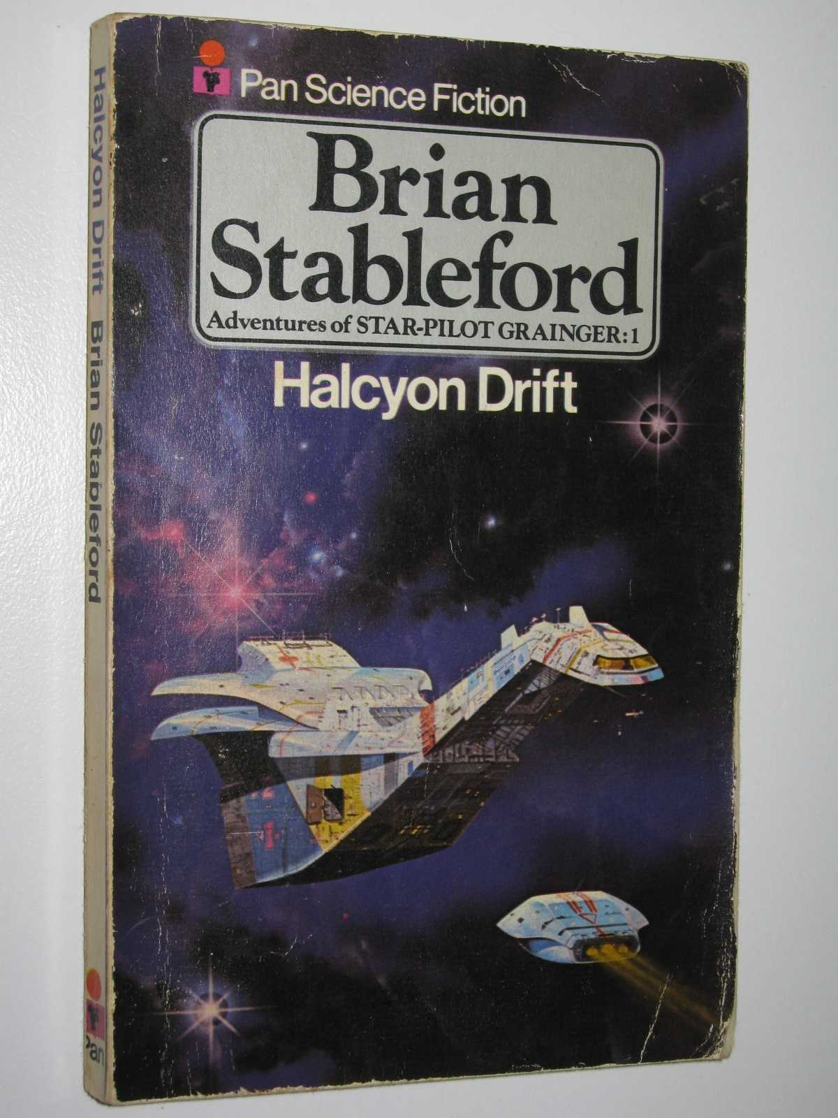 Image for Halcyon Drift - Star-pilot Grainger Series #1