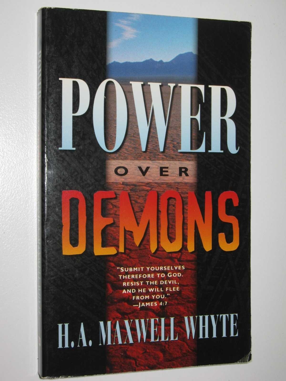 Image for Power Over Demons