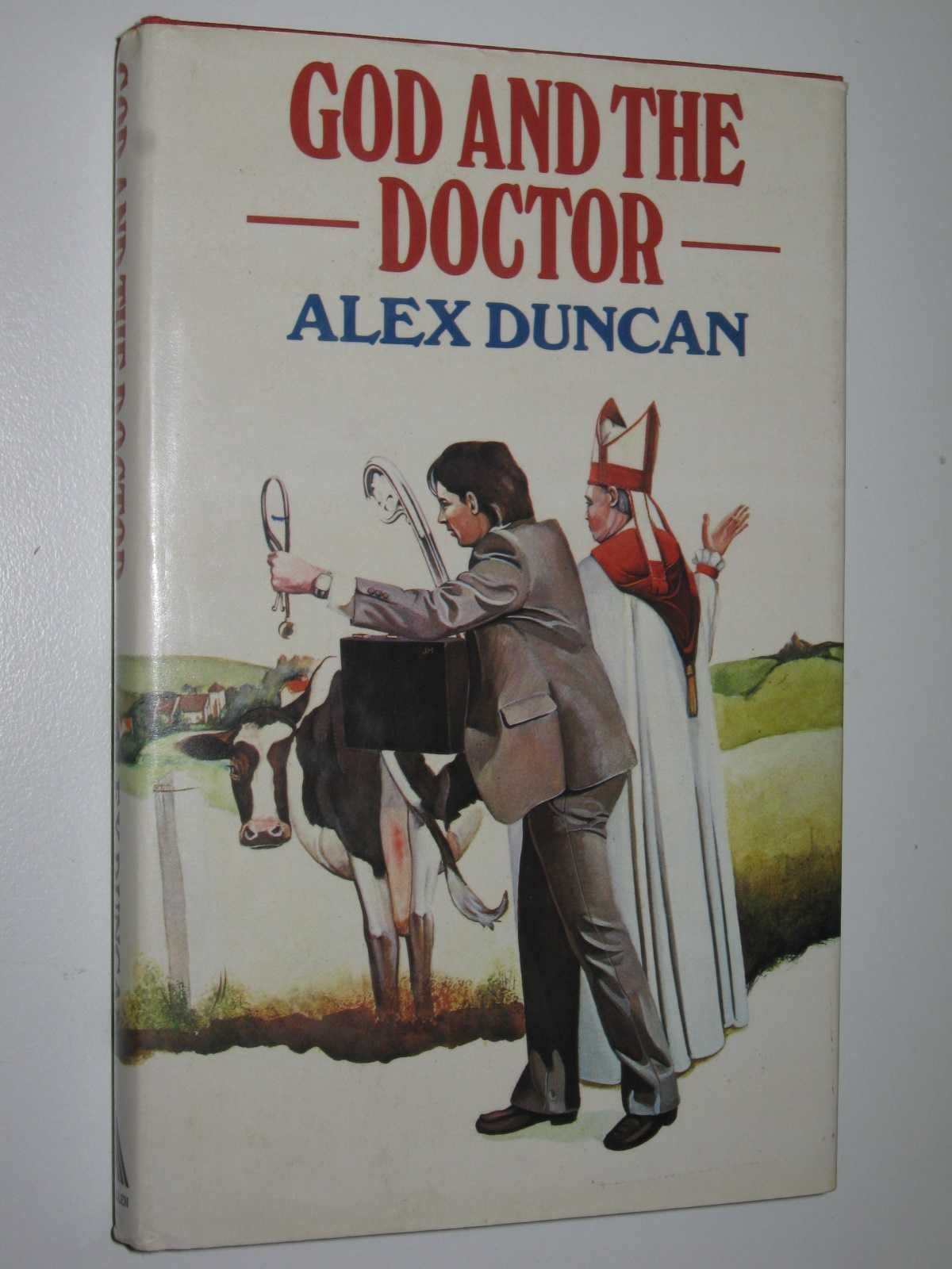 Image for God and the Doctor - Country Doctor Series #2