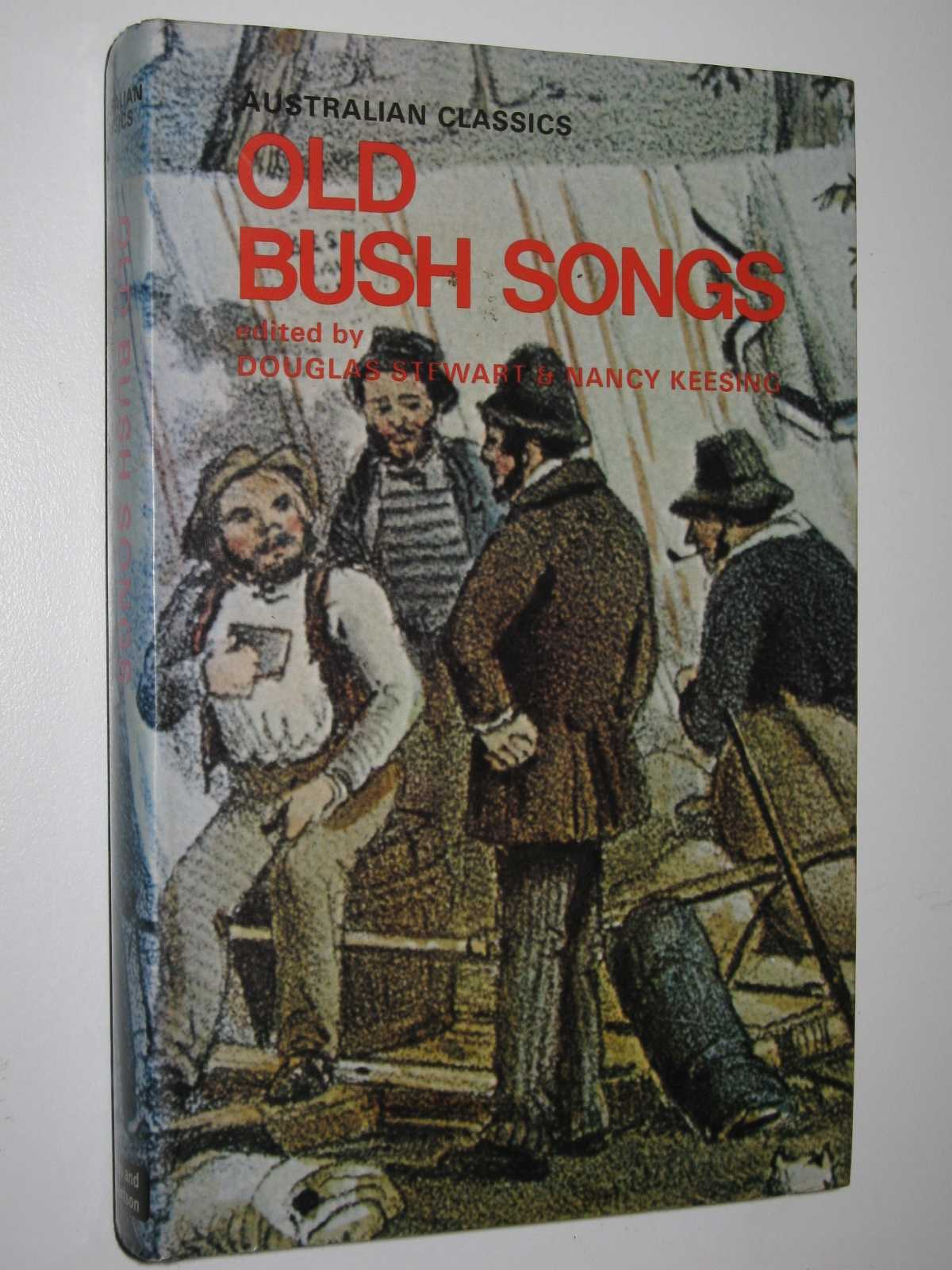Image for Old Bush Songs and Rhymes of Colonial Times