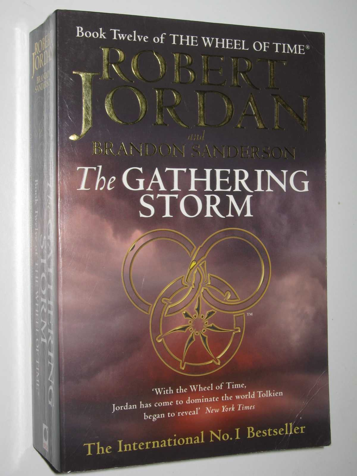 Image for The Gathering Storm - The Wheel of Time Series #12