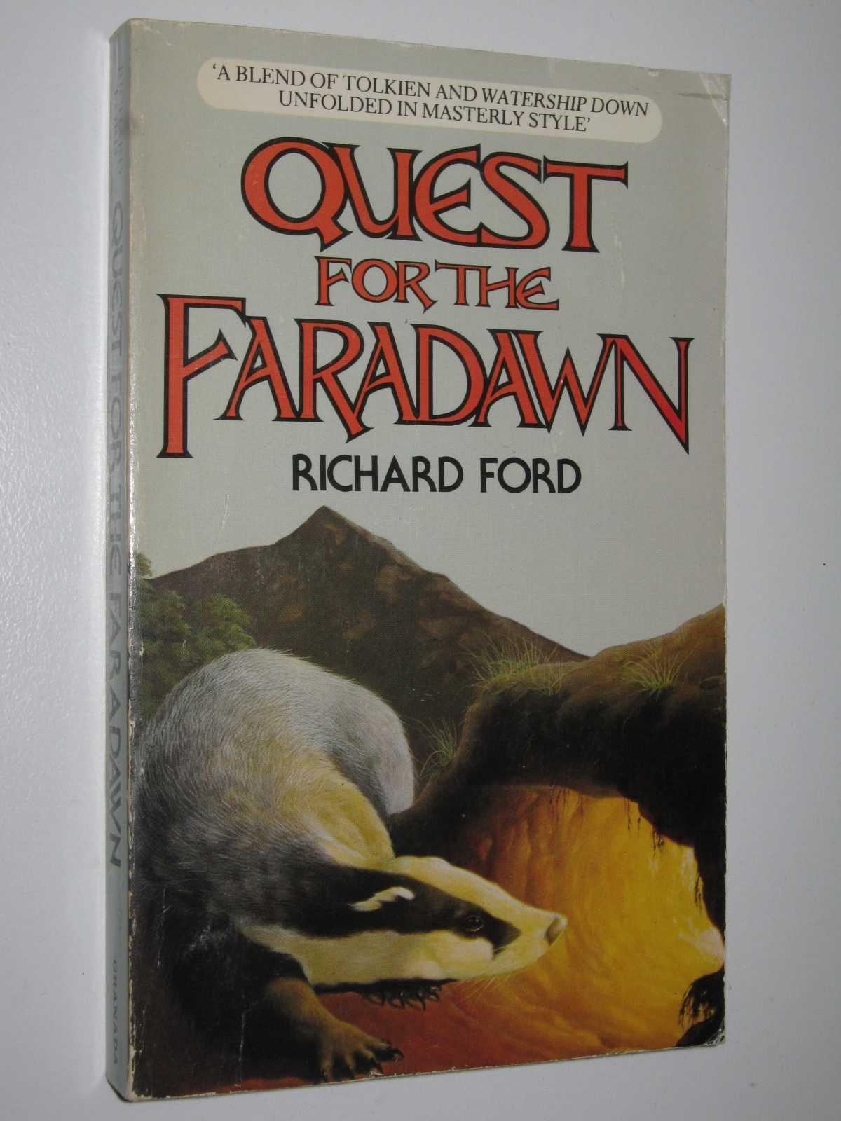 Image for Quest for the Faradawn - Faradawn Trilogy #1