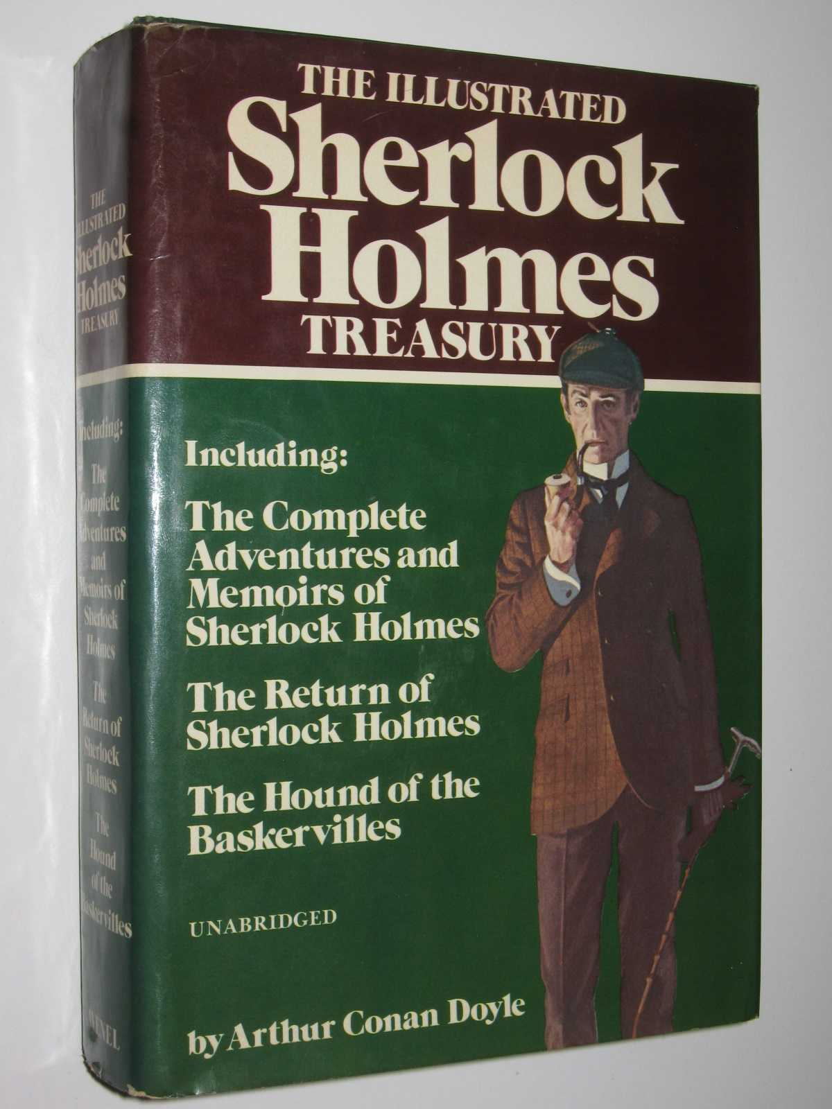 Image for The Illustrated Sherlock Holmes Treasury