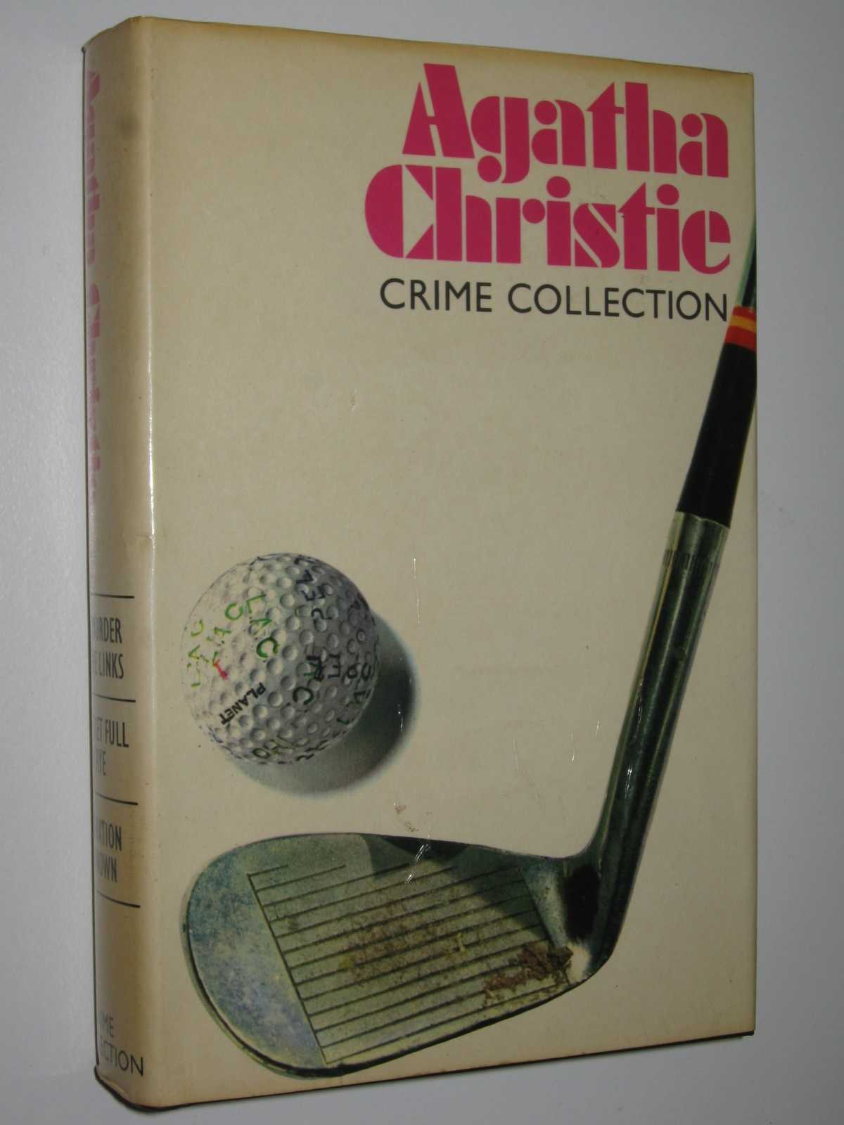 Image for The Murder on the Links / A Pocket Full of Rye / Destination Unknown - Agatha Christie Crime Collection Series #5