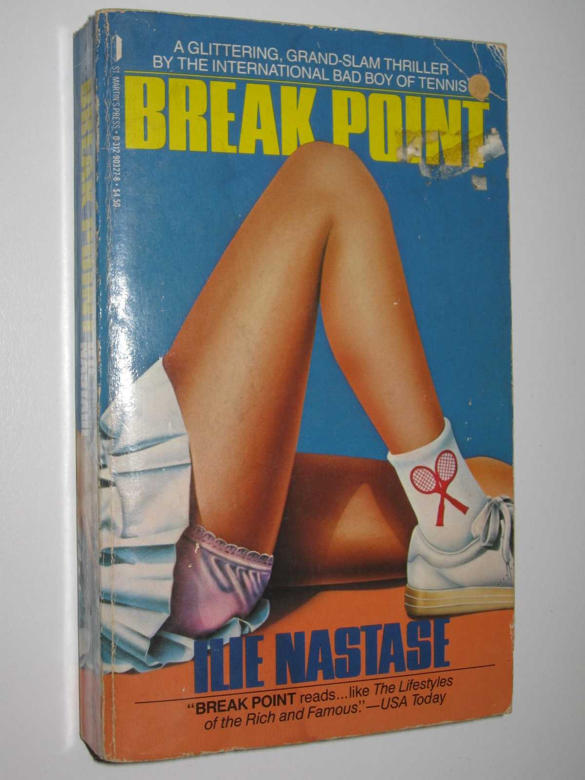 Image for Break Point
