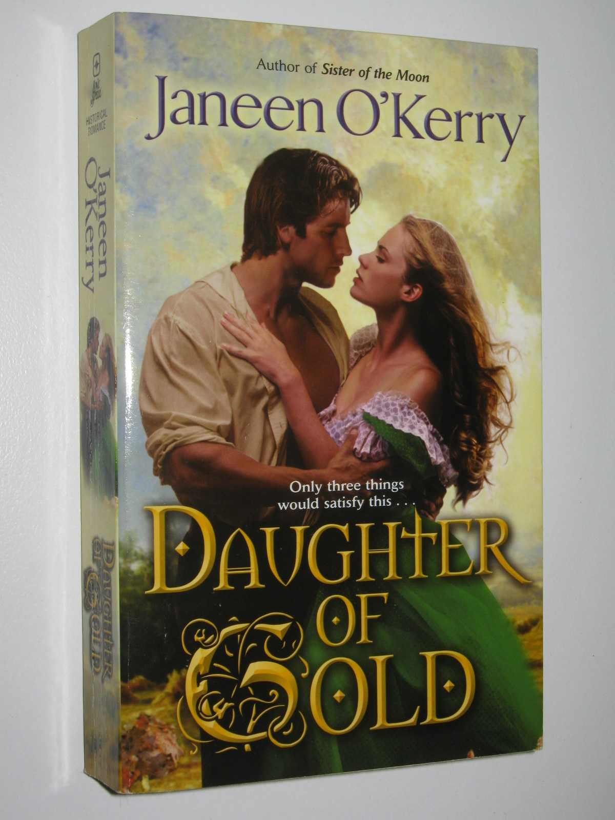 Image for Daughter of Gold