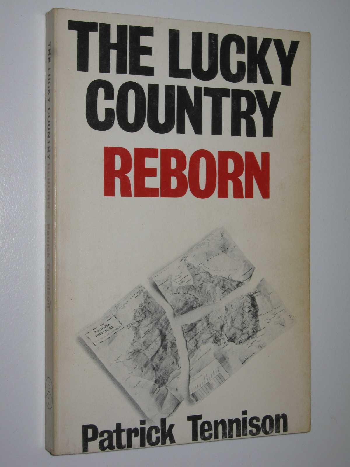 Image for The Lucky Country Reborn