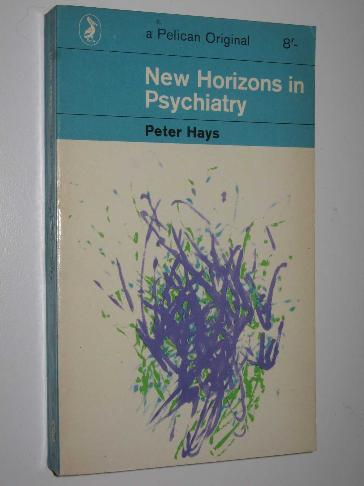 Image for New Horizons in Psychiatry