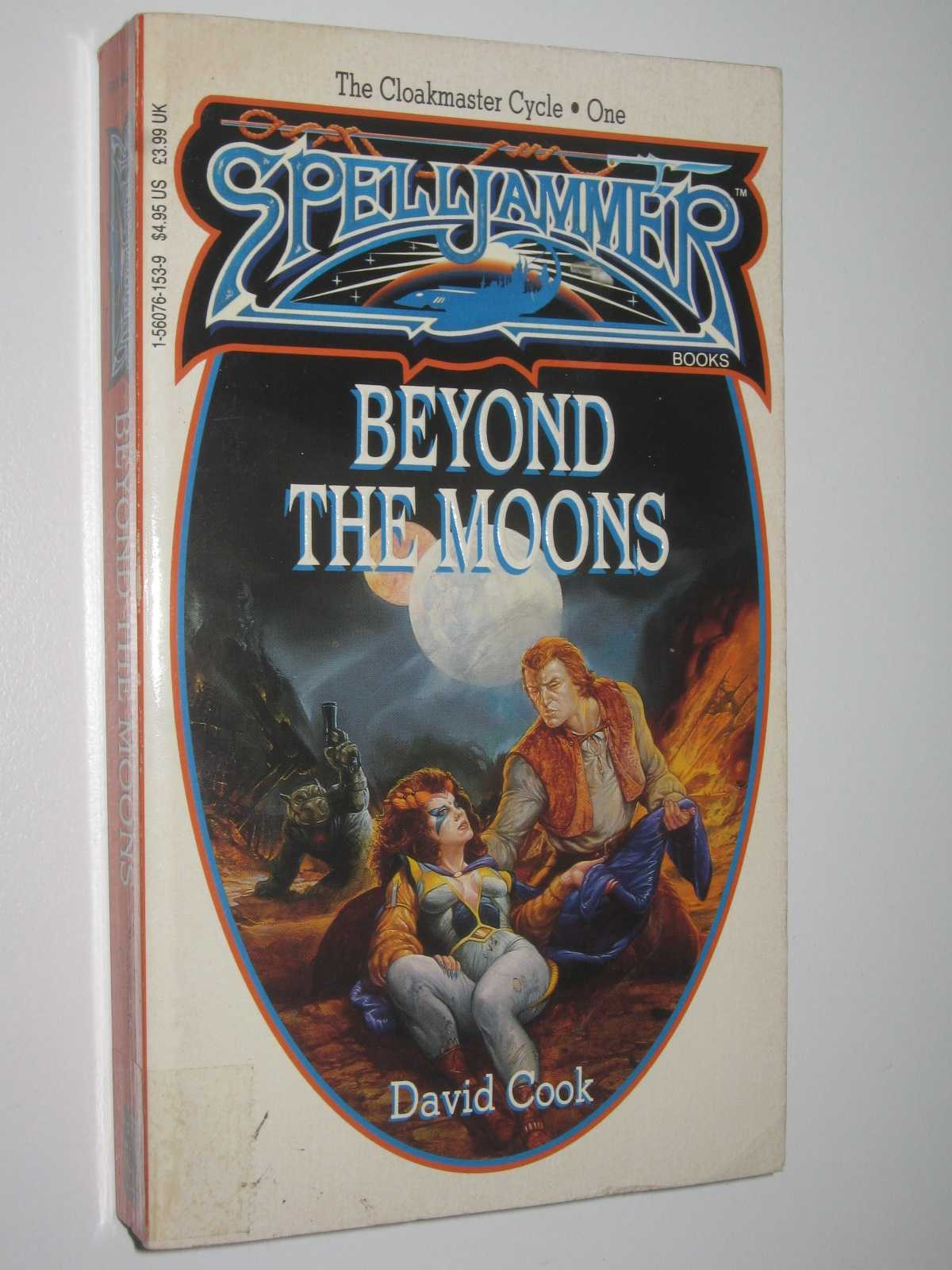 Image for Beyond the Moons - Spelljammer: Cloakmaster Cycle #1