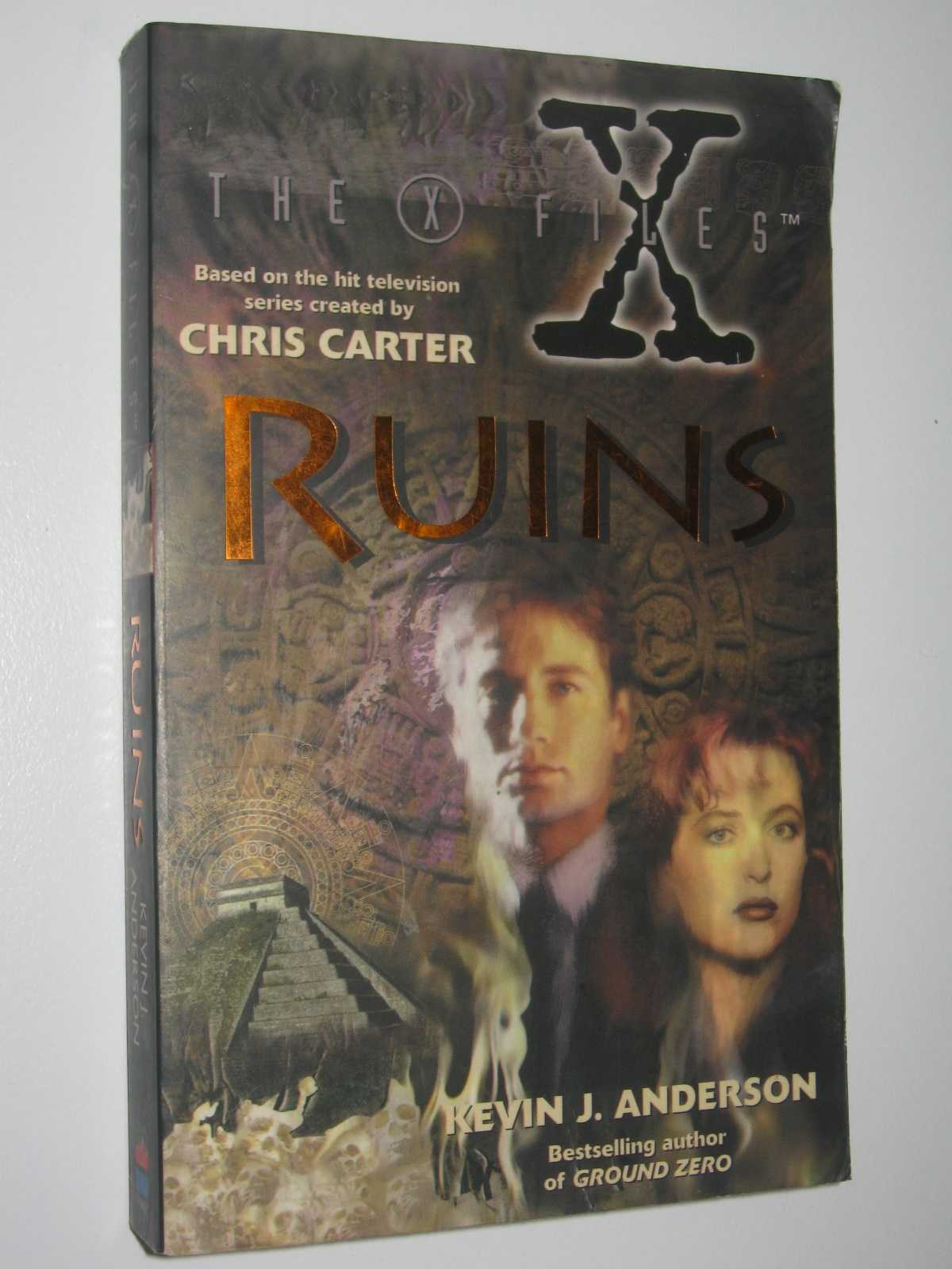 Image for Ruins - The X-Files Series