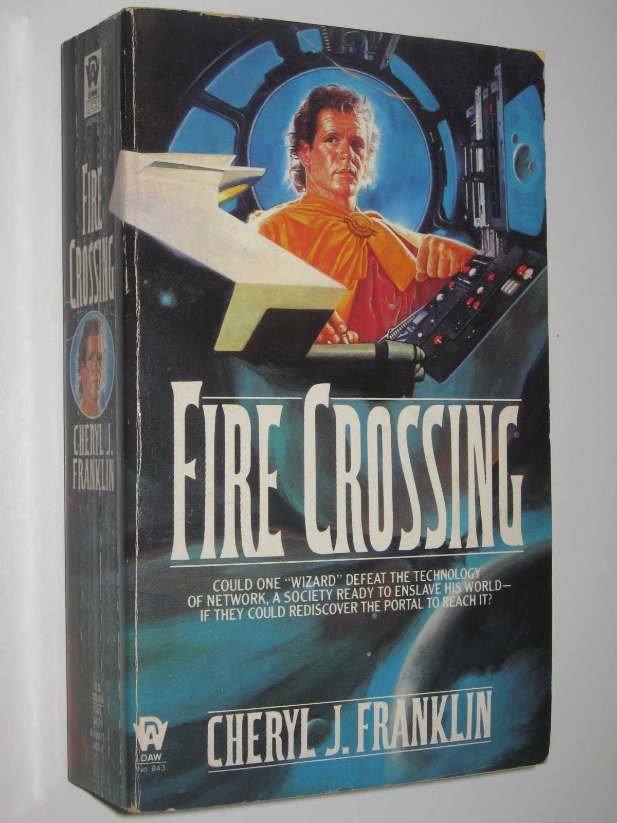 Image for Fire Crossing