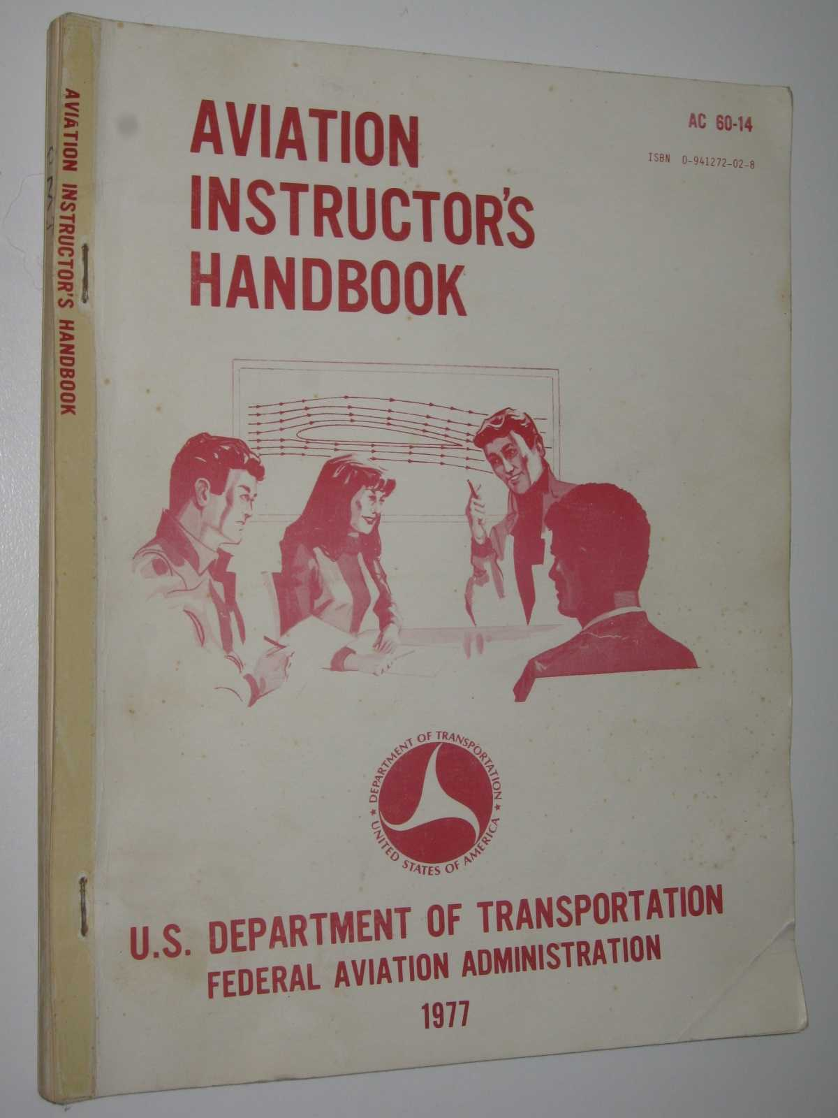 Image for Aviation Instructor's Handbook AC 60-14