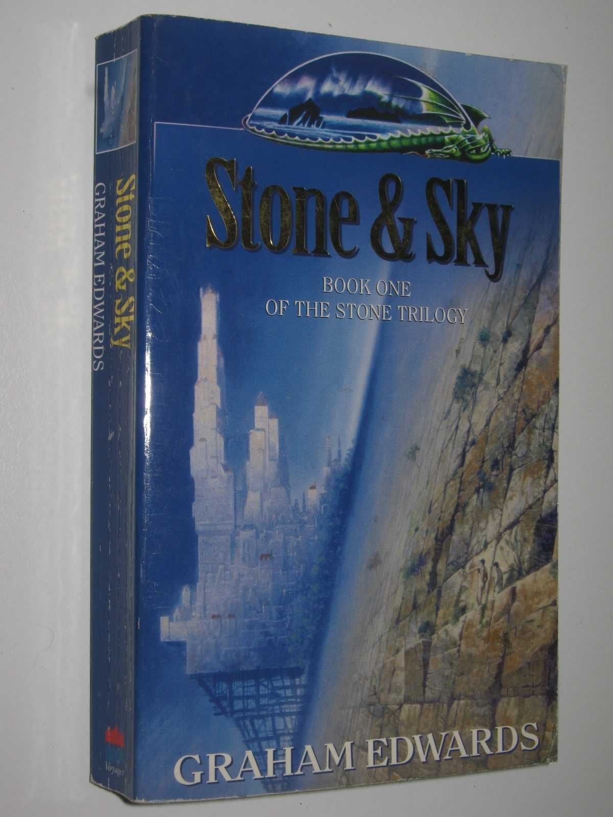 Image for Stone and Sky - The Stone Trilogy #1