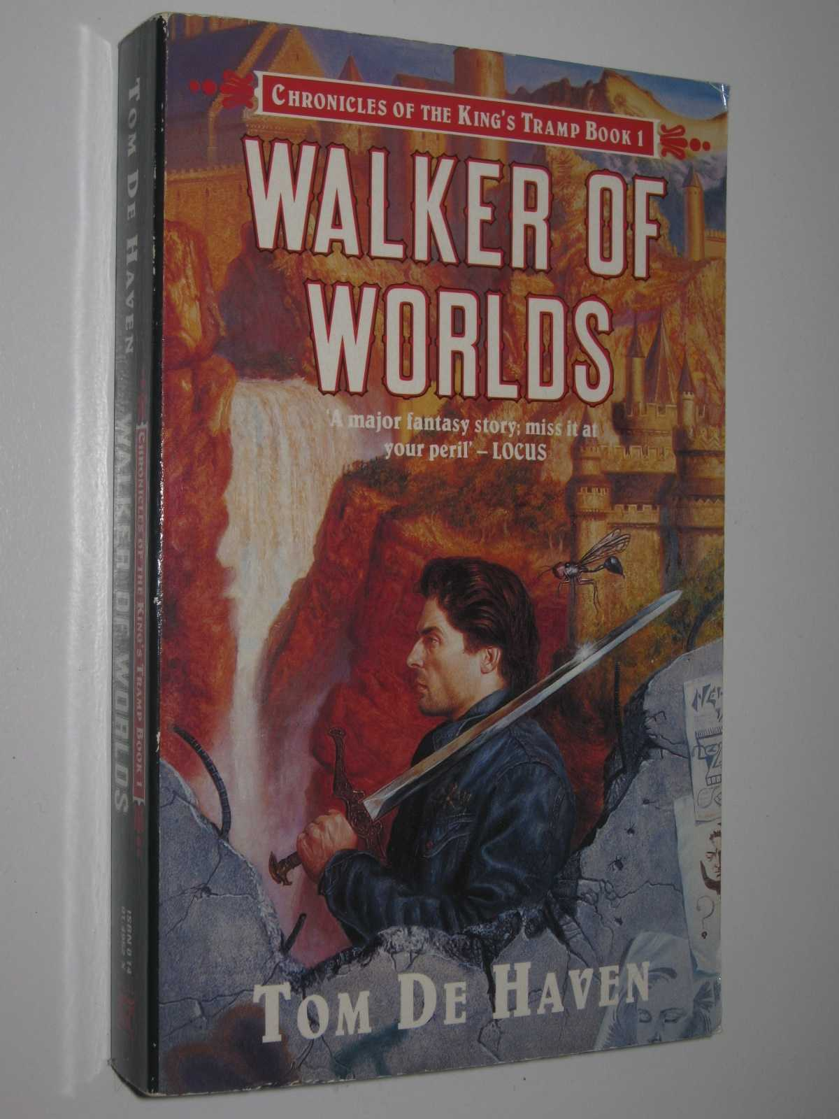 Image for Walker of Worlds - Chronicles of the King's Tramp Series #1