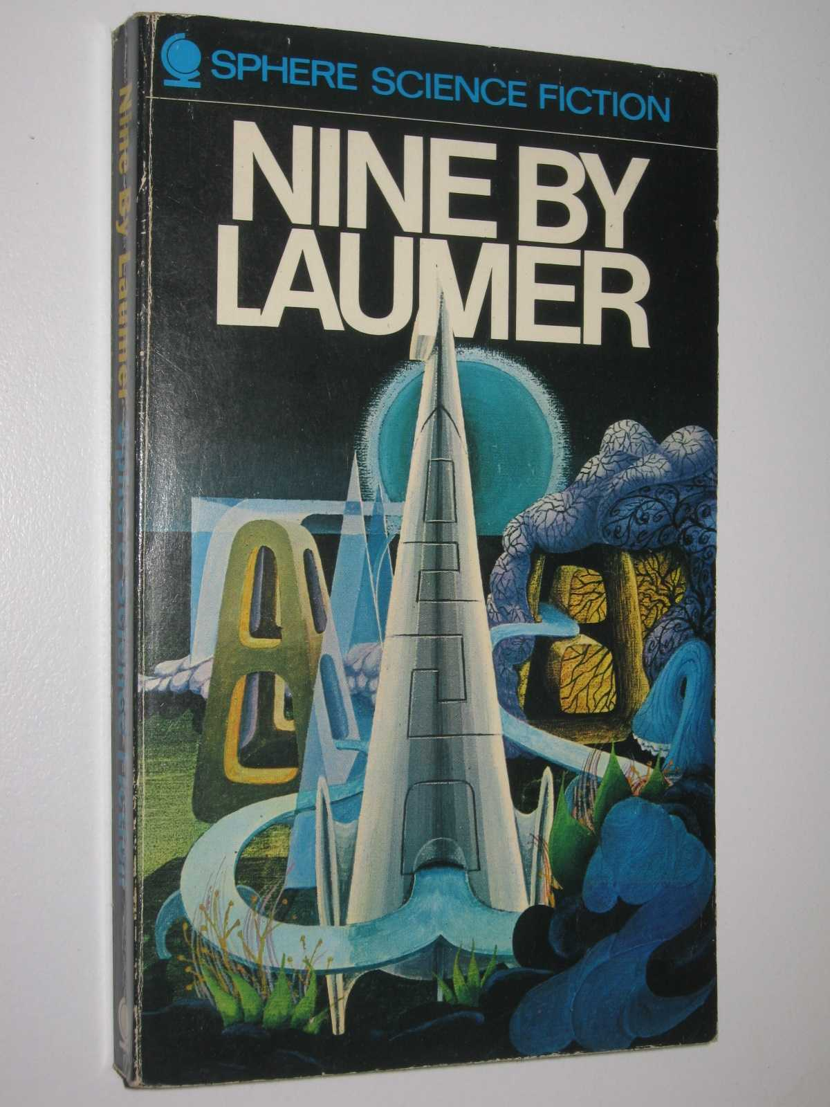 Image for Nine by Laumer