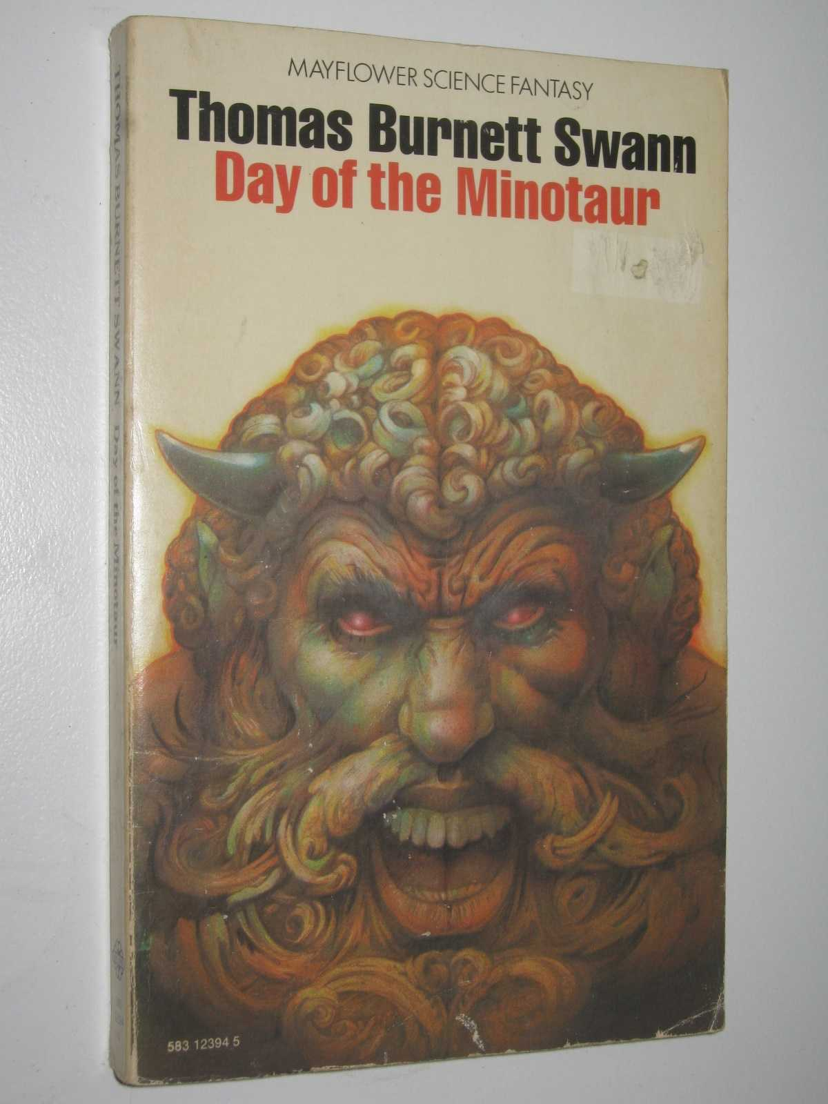 Image for Day of the Minotaur
