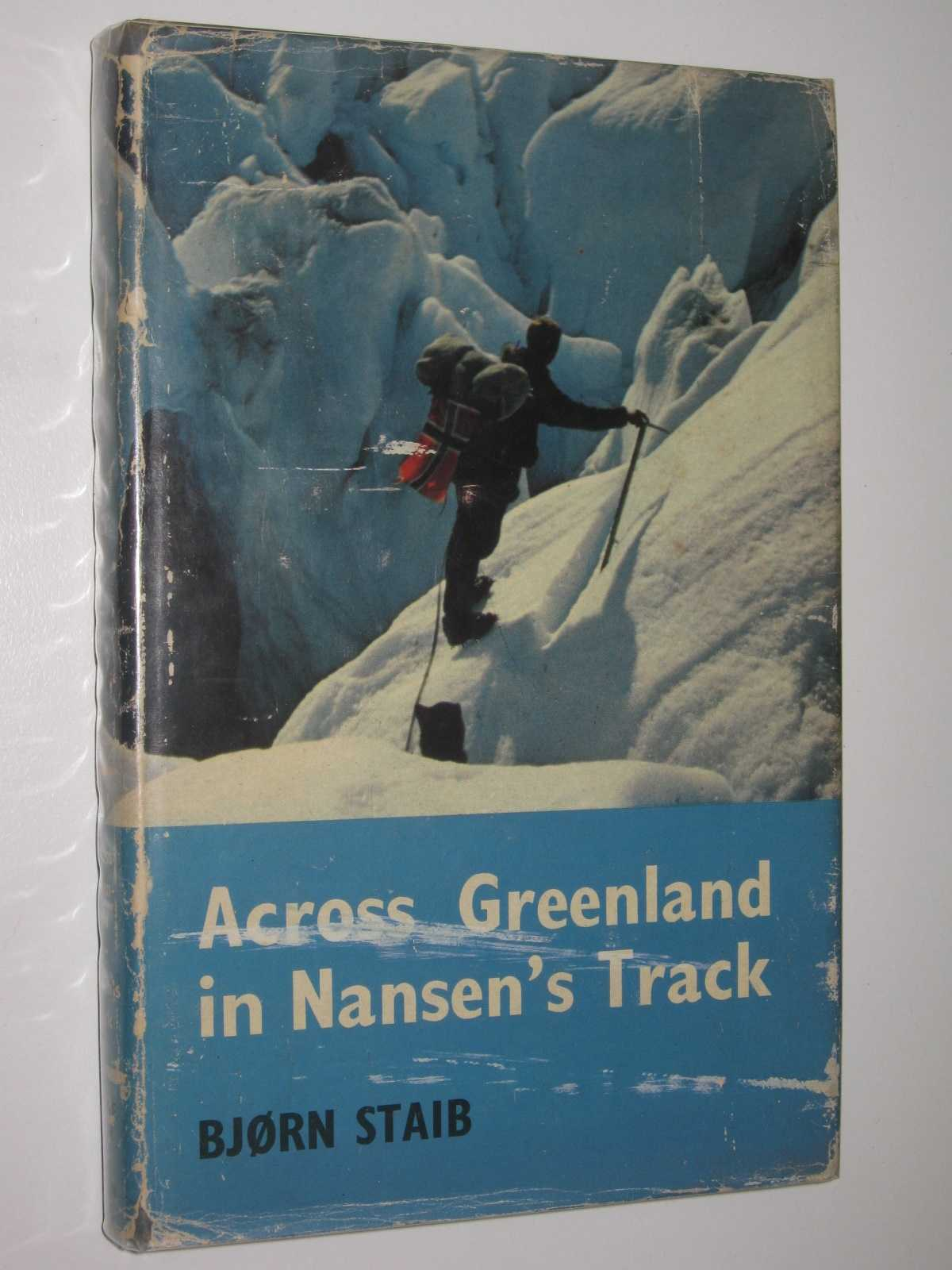 Image for Across Greenland in Nansen's Track