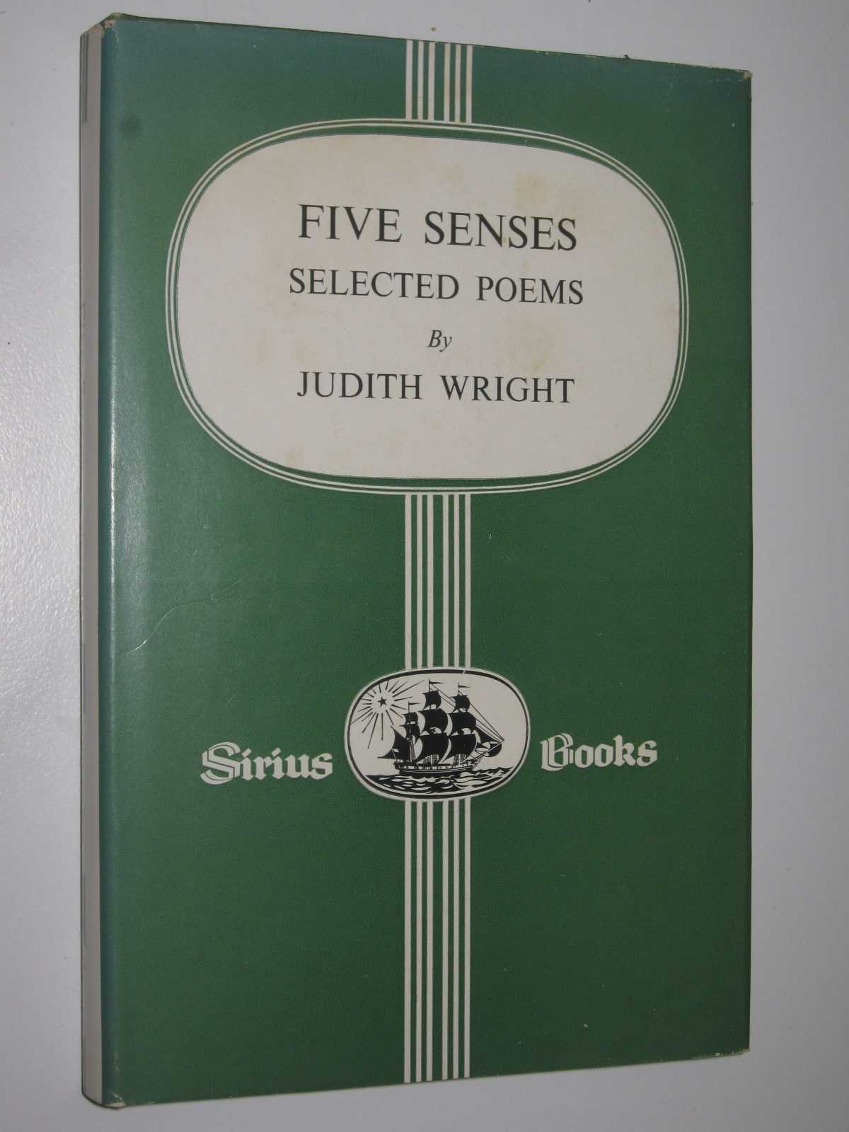Image for Five Senses: Selected Poems