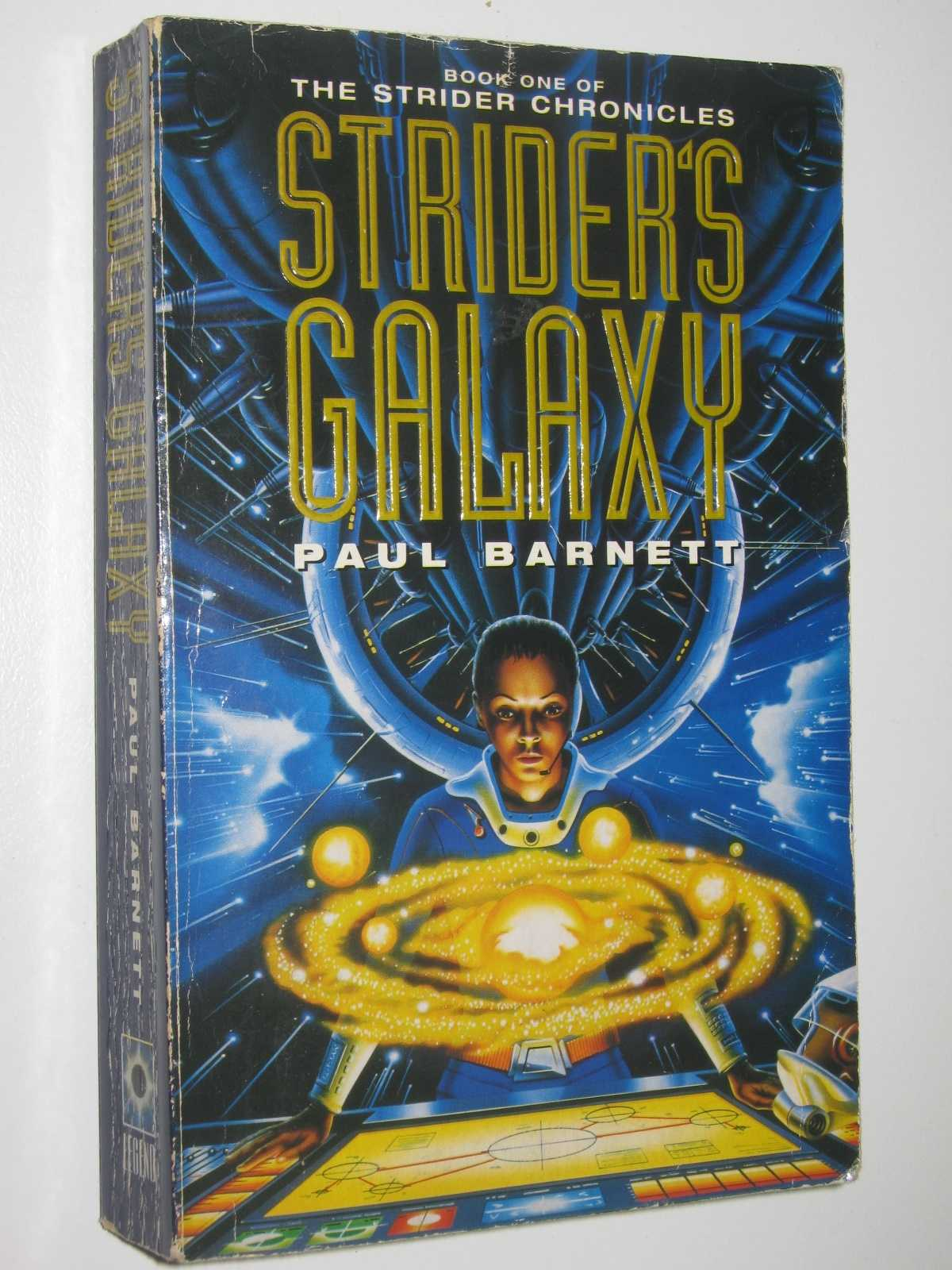 Image for Strider's Galaxy
