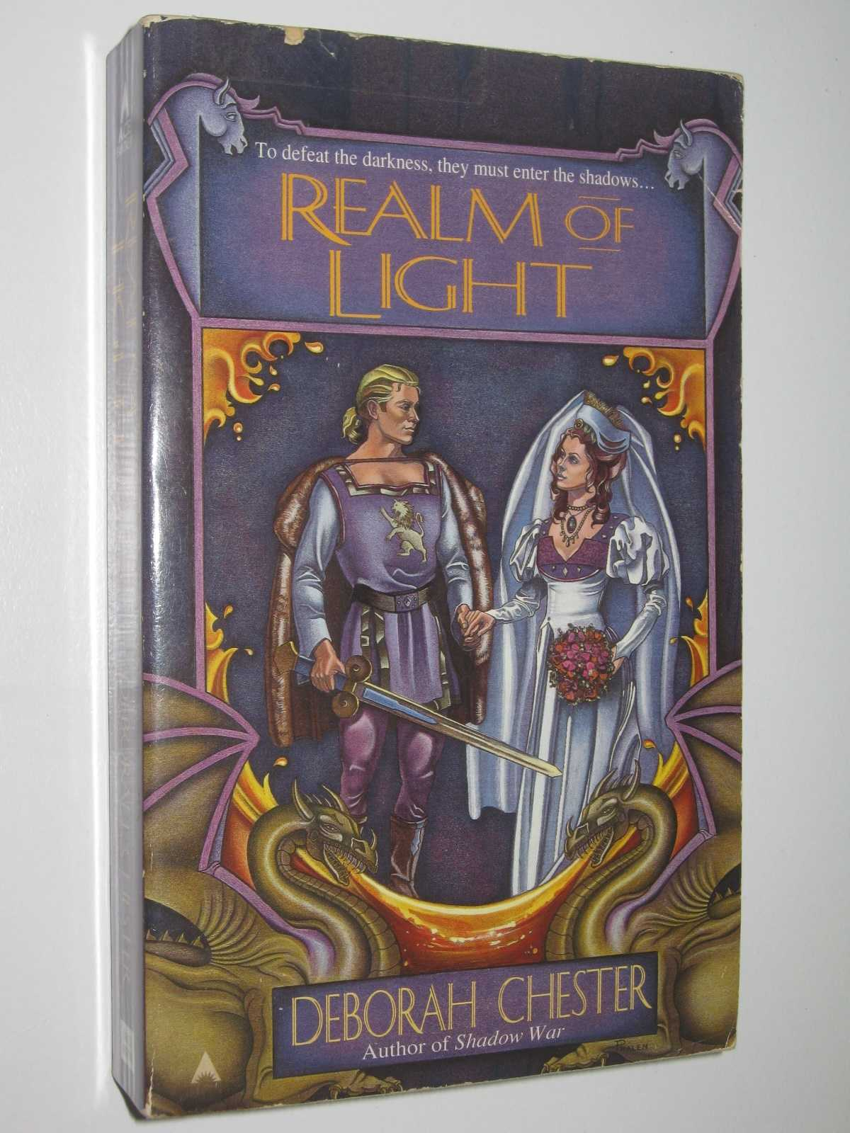 Image for Realm of Light - The Ruby Throne Series #3