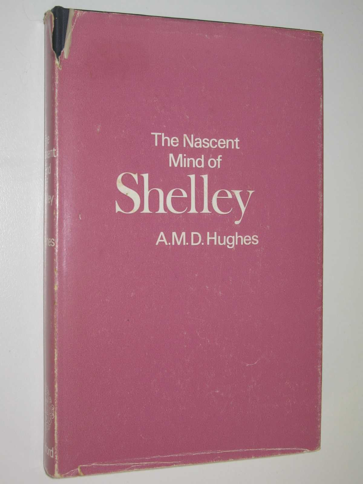 Image for The Nascent Mind Shelley