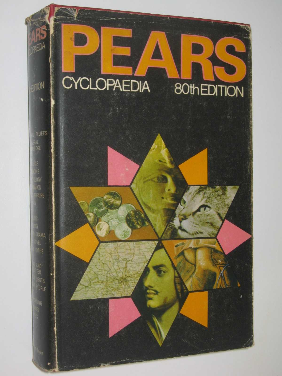 Image for Pears Cyclopaedia 1971-72 : 80th Edition