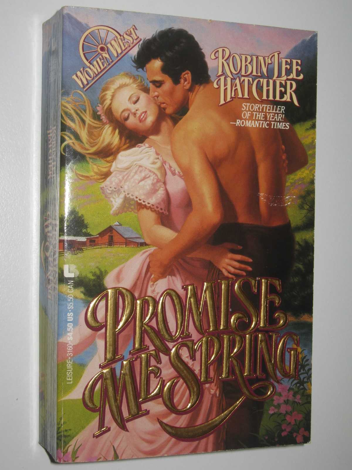 Image for Promise Me Spring