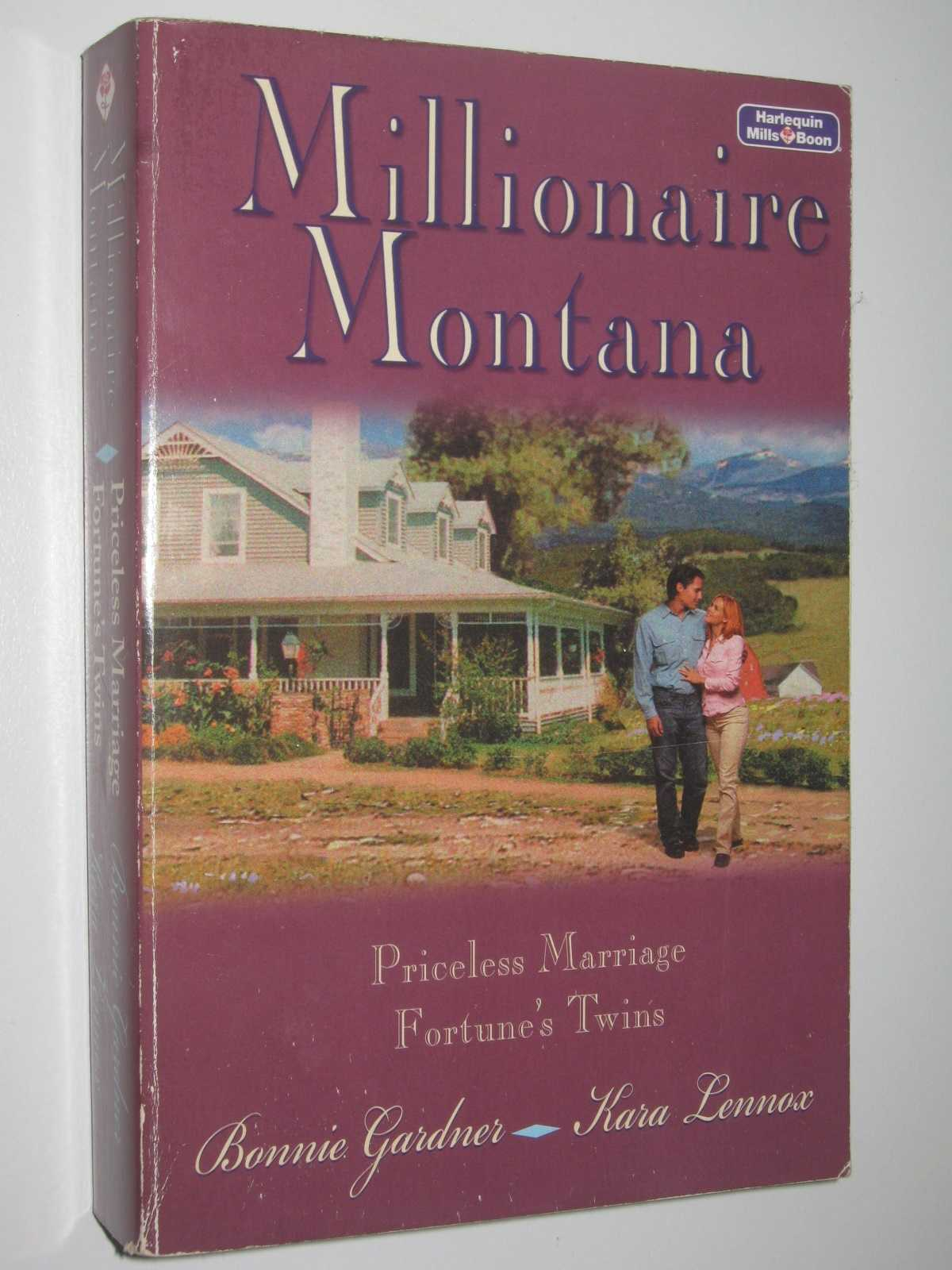 Image for Priceless Marriage + Fortune's Twins - Millionaire Montana Series
