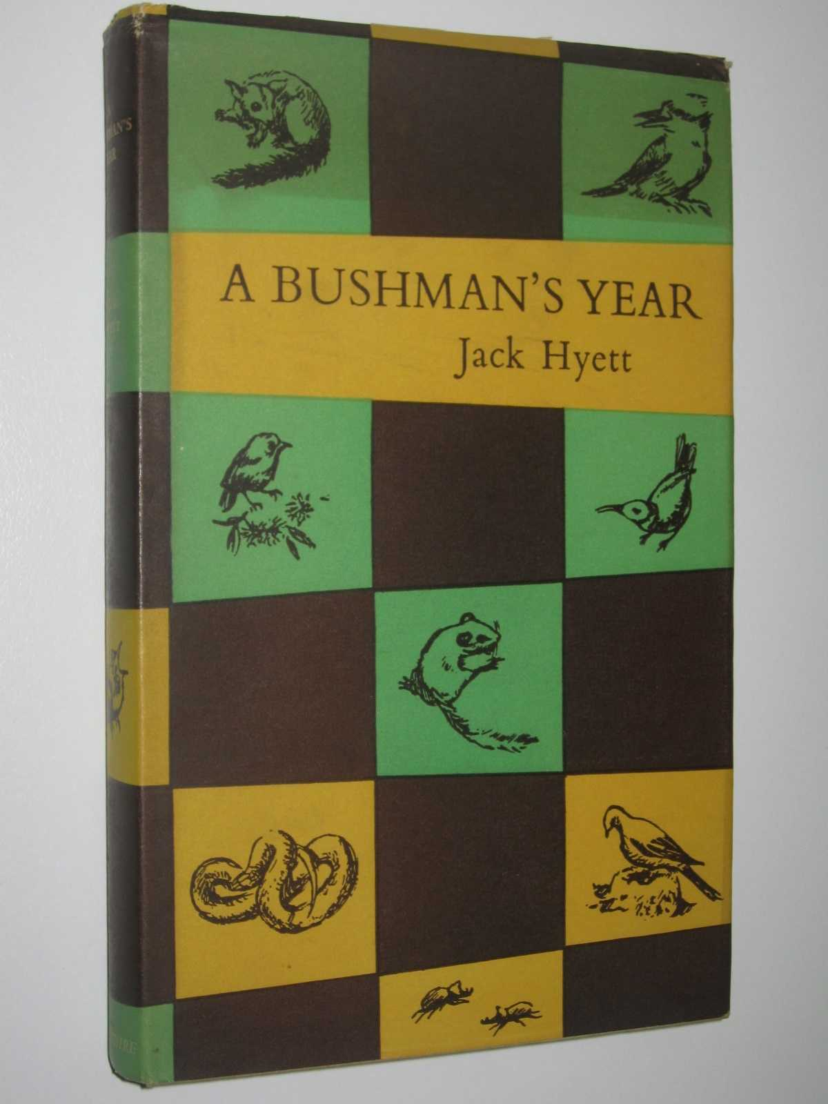 Image for A Bushman's Year