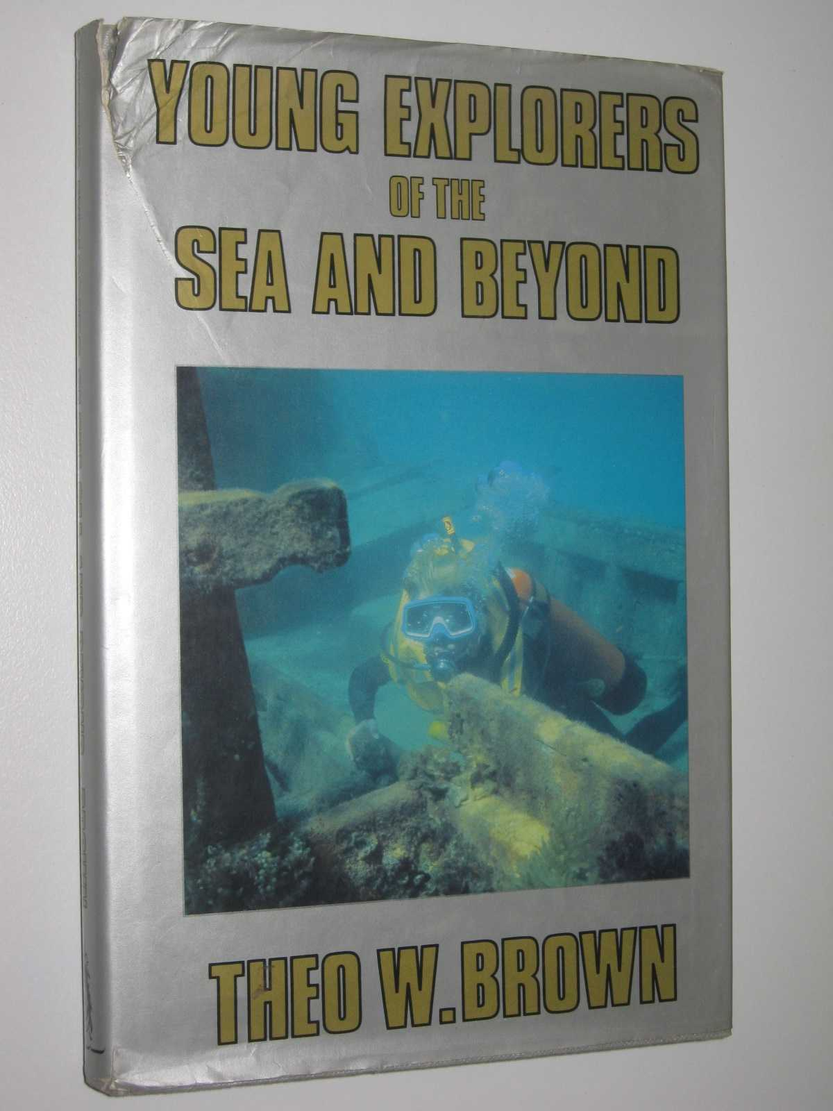 Image for Young Explorers of the Sea and Beyond