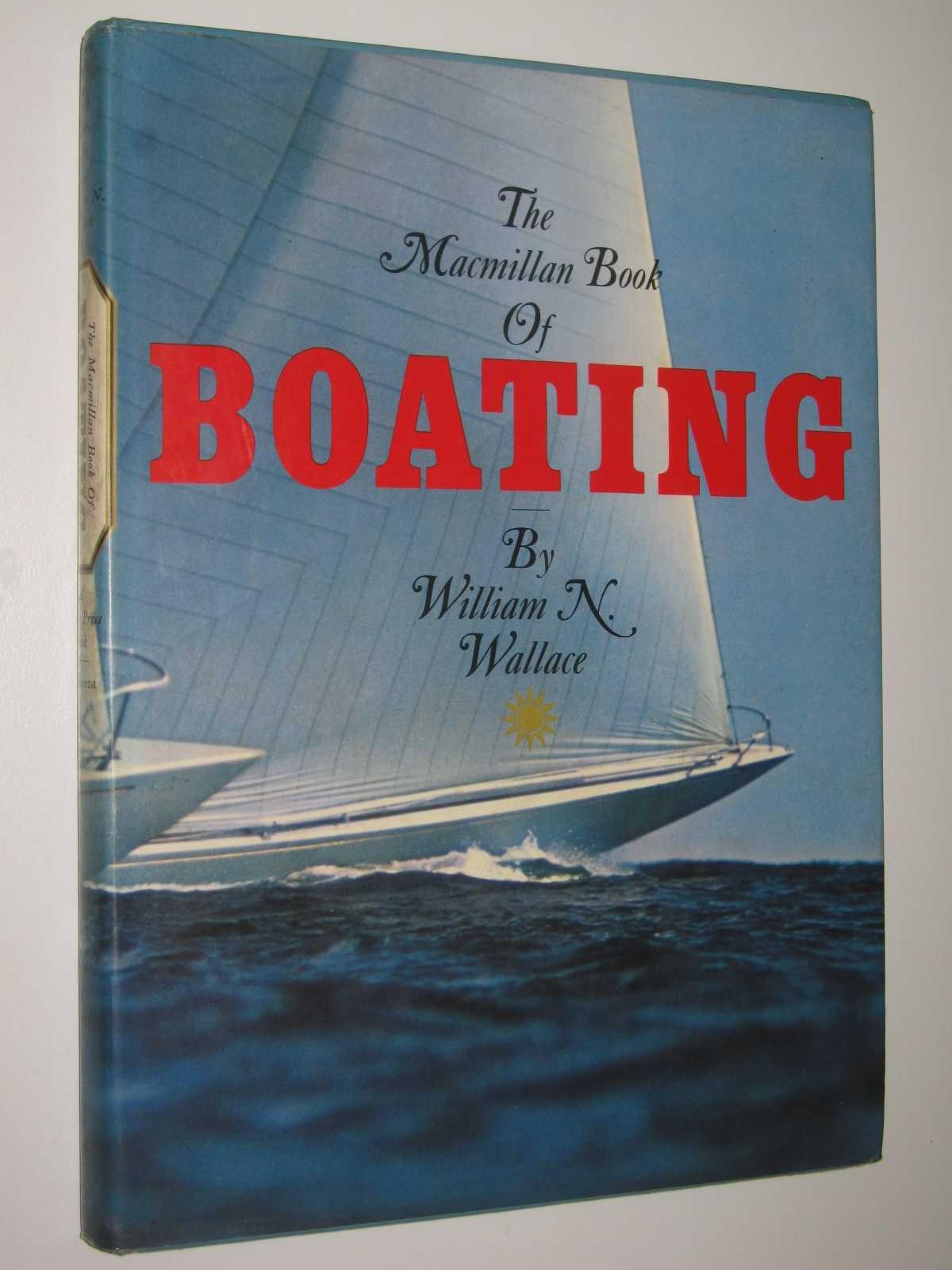 Image for The Macmillan Book of Boating