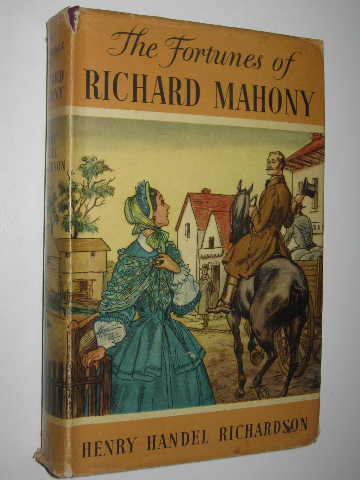 Image for The Fortunes of Richard Mahony