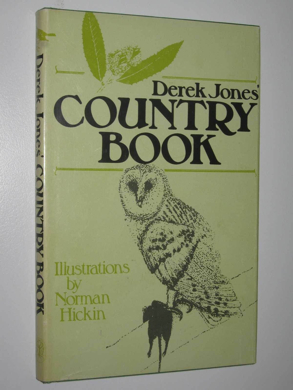 Image for Derek Jones' Country Book