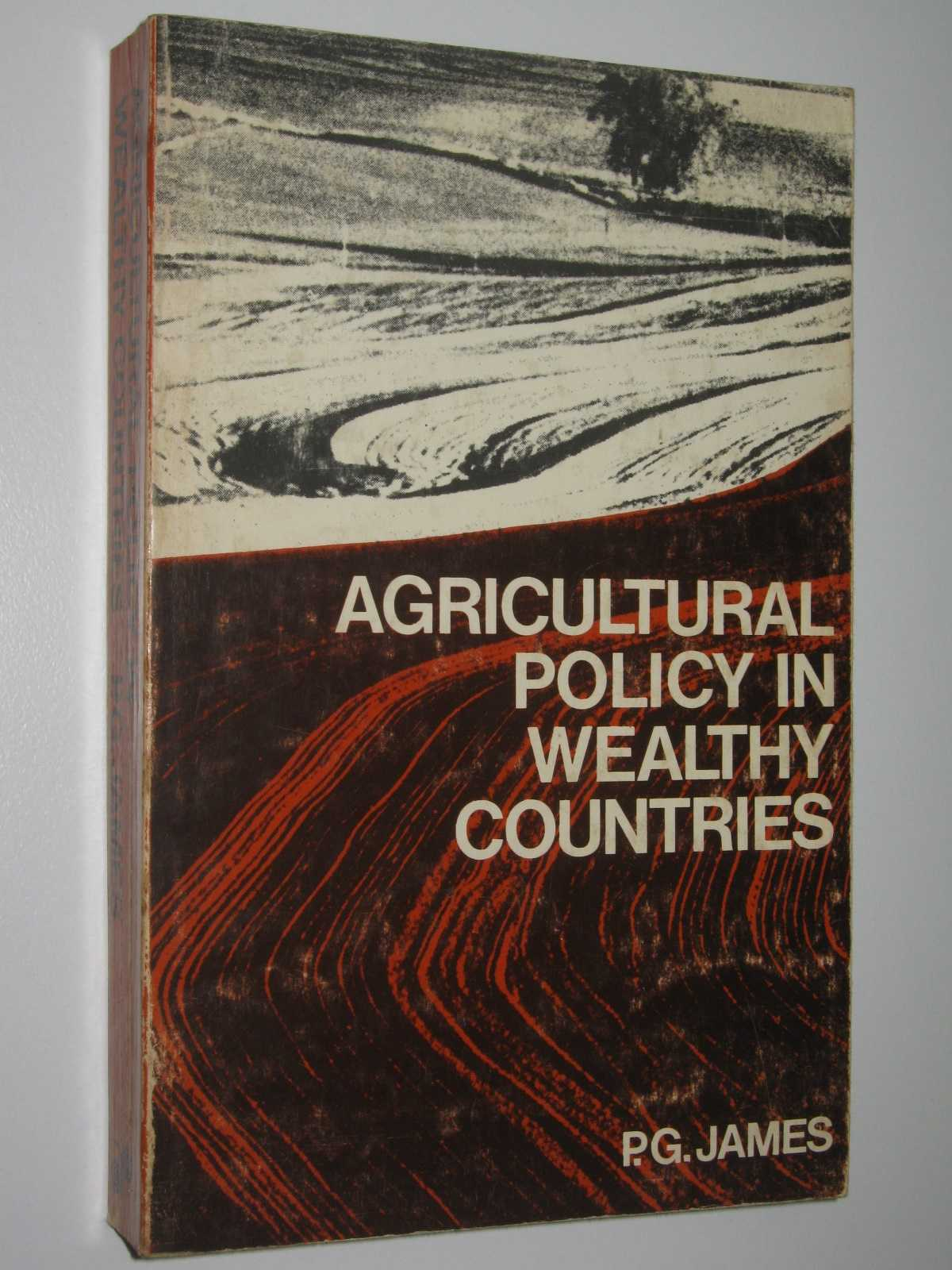 Image for Agricultural Policy in Wealthy Countries