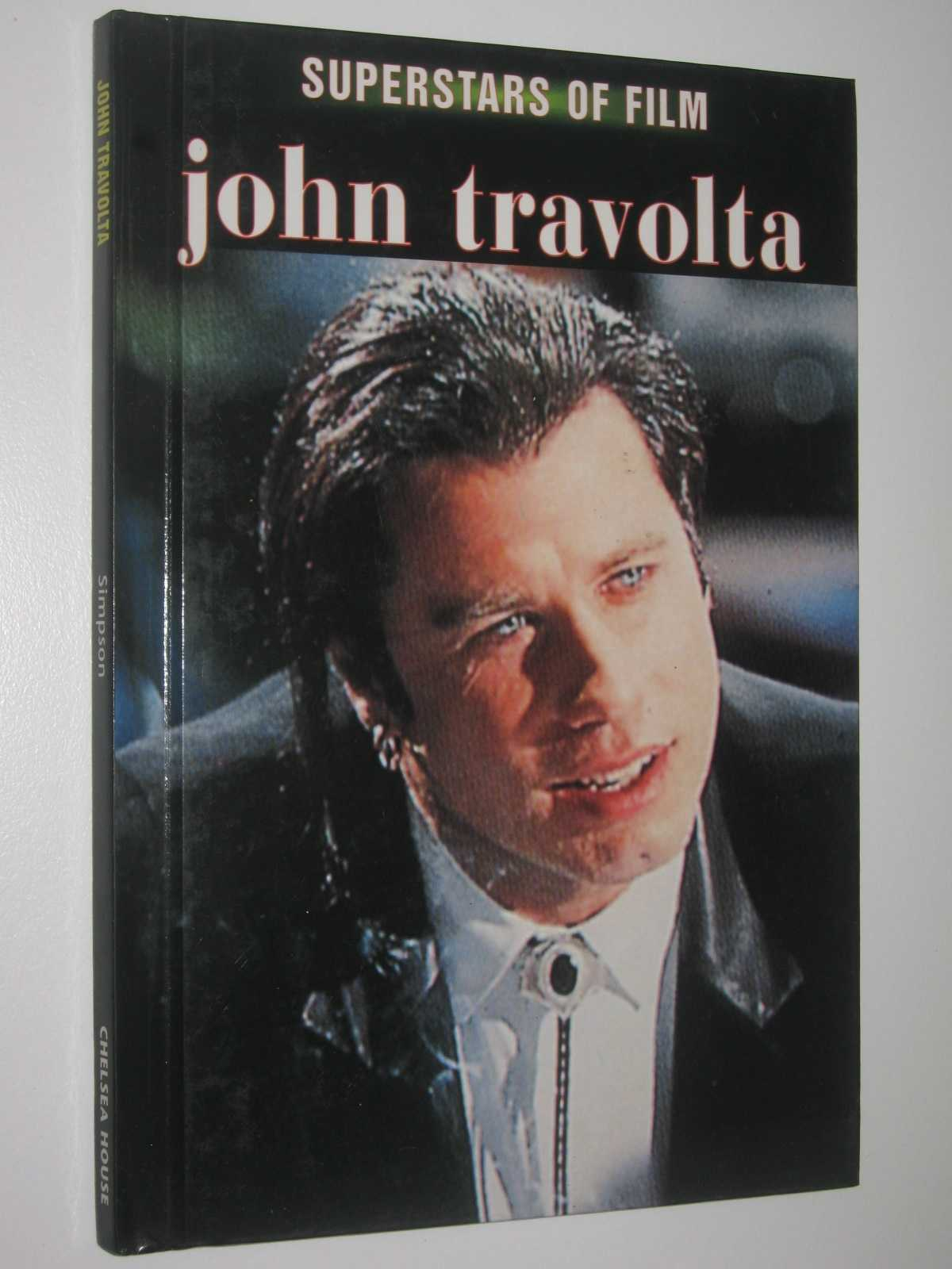 Image for John Travolta - Superstars of Film Series