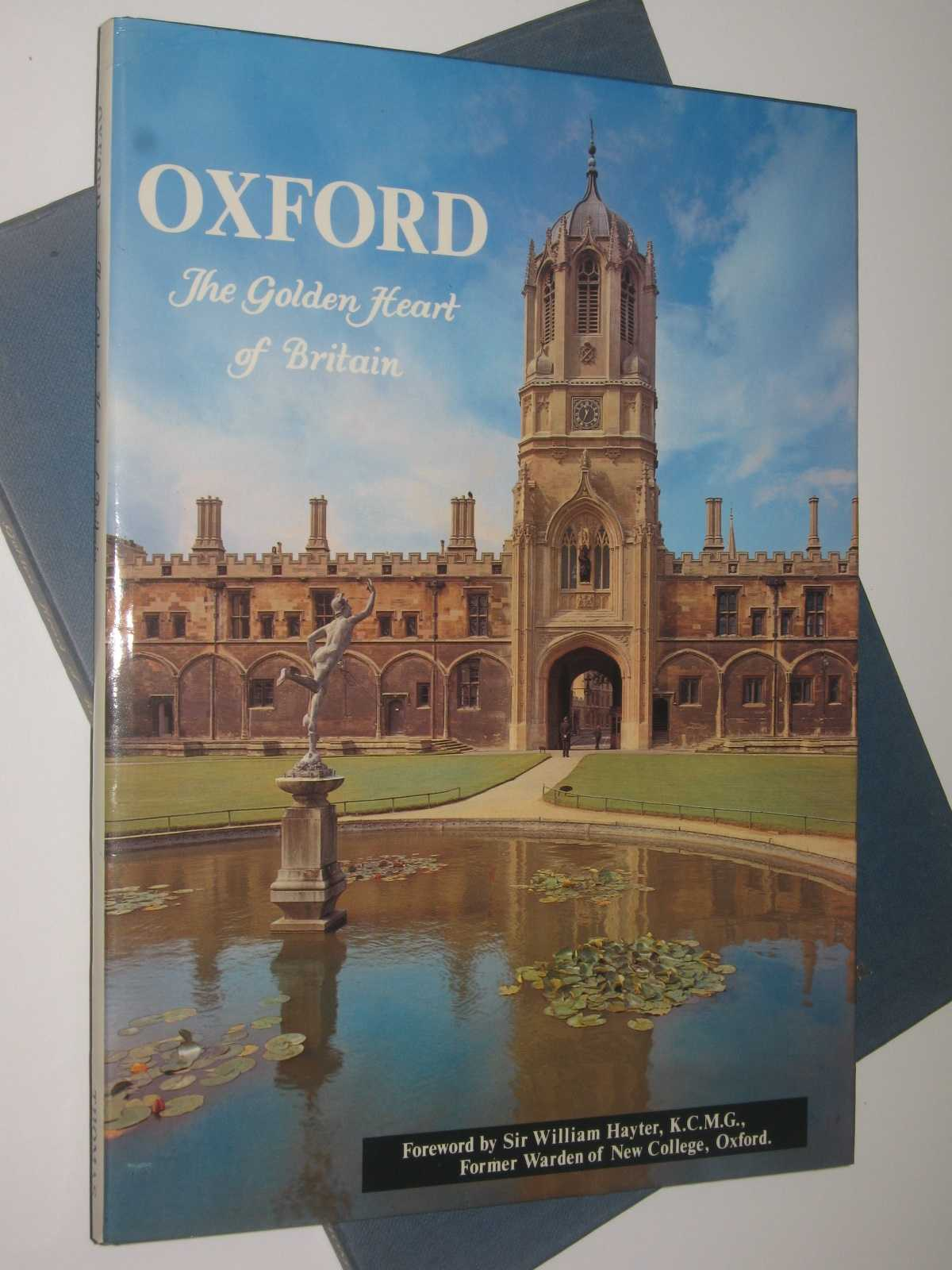 Image for Oxford: The Golden Heart of Britain