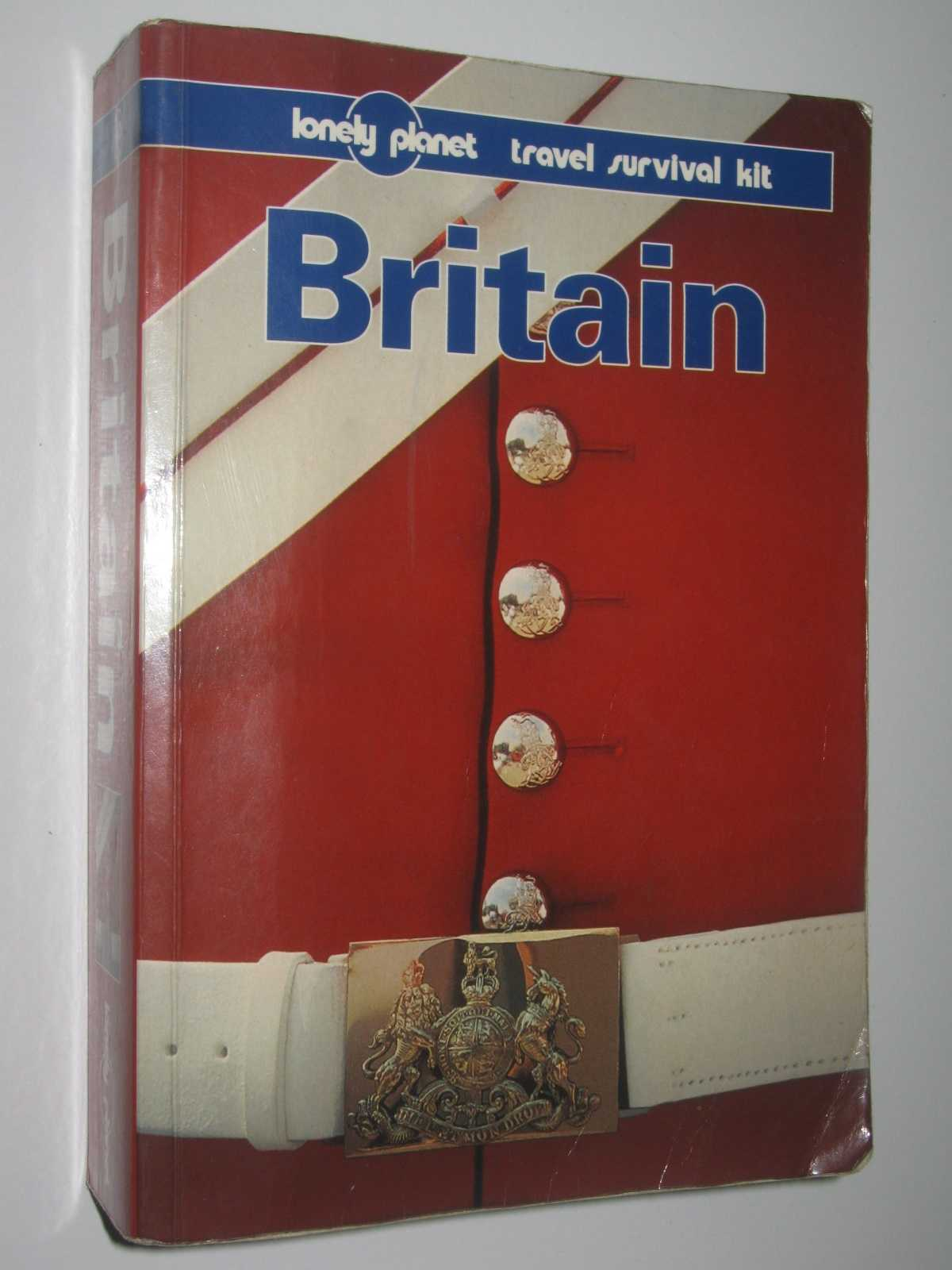Image for Britain: Lonely Planet Travel Survival Kit