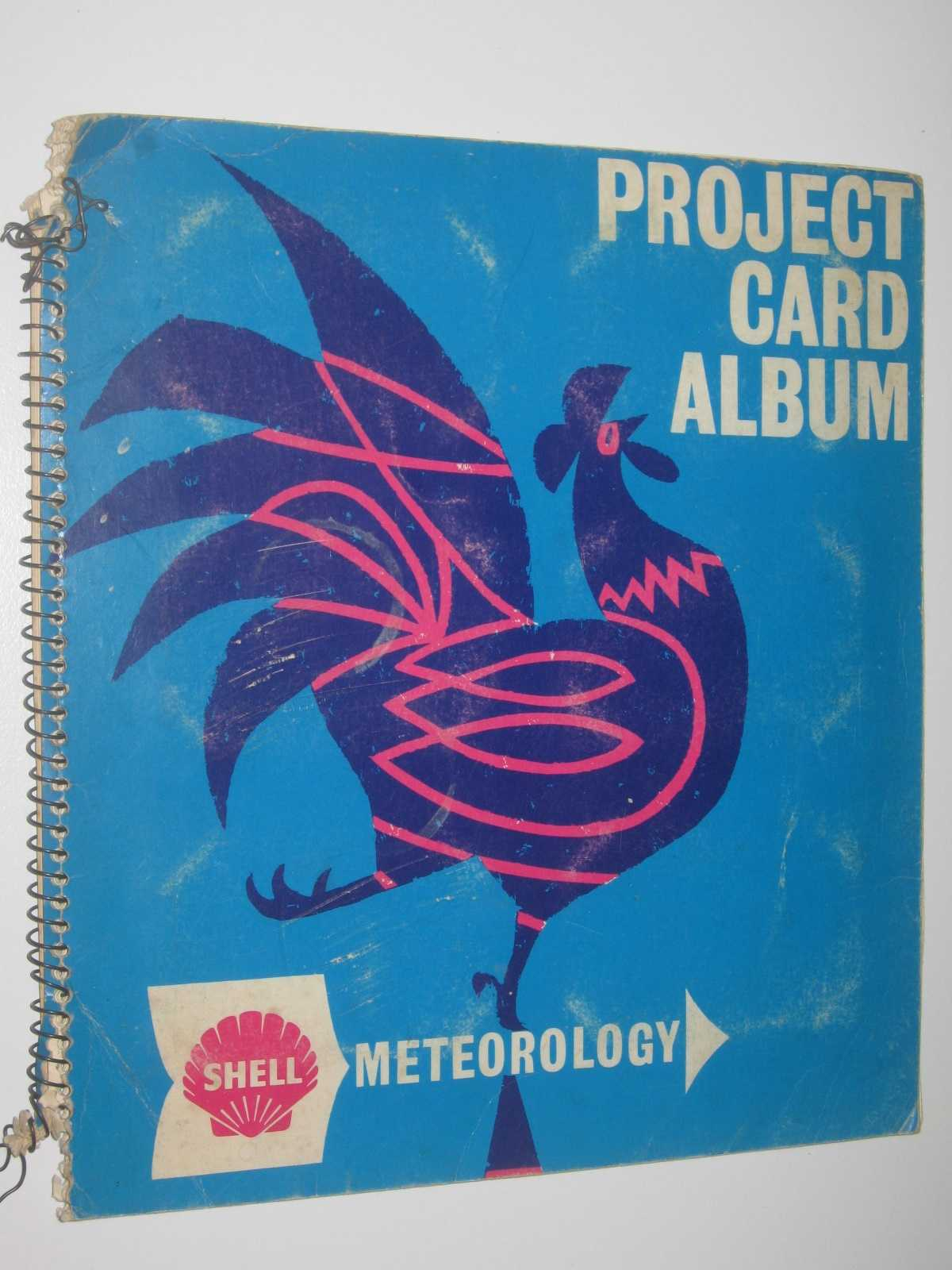 Image for Shell Meteorology Project Card Album